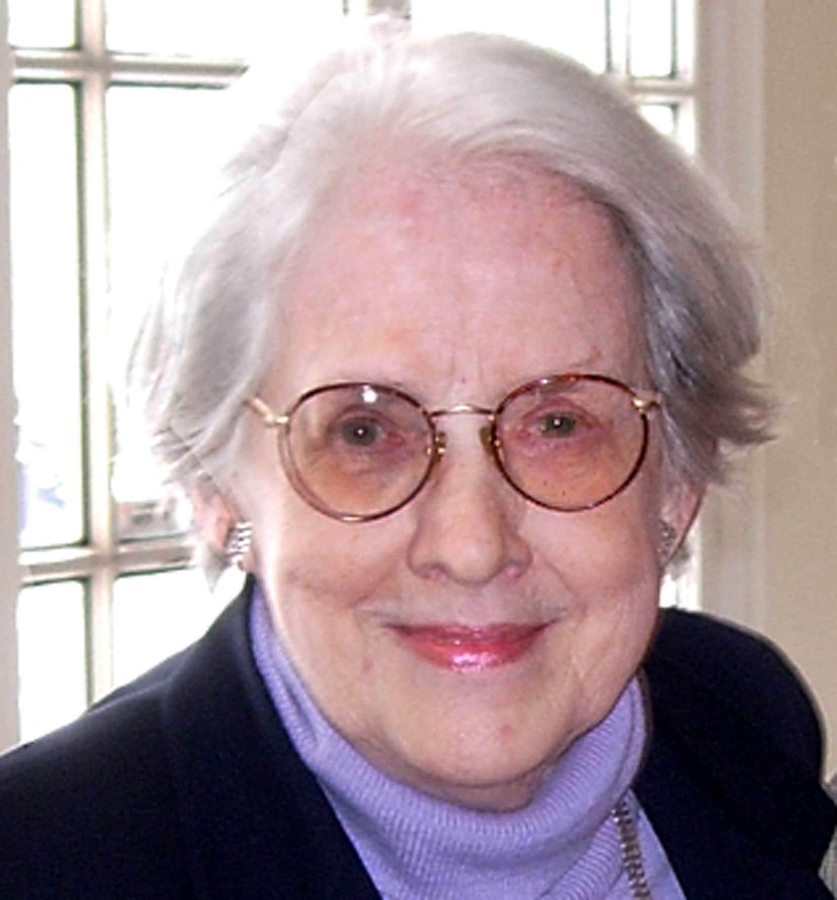Rolande Allard-Lacerte en 2010