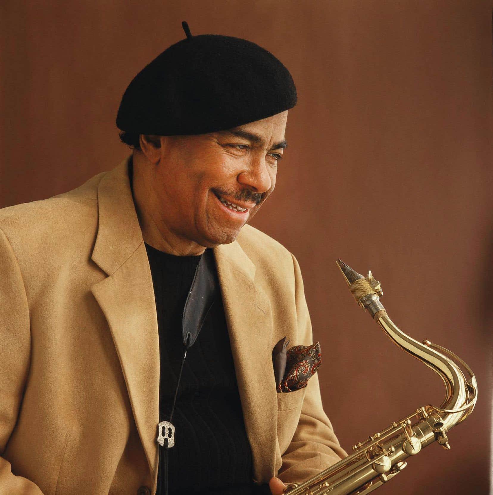 Benny Golson, âgé aujourd'hui de 89ans, a eu énormément d'influence sur la vie du jazz des années 1950.