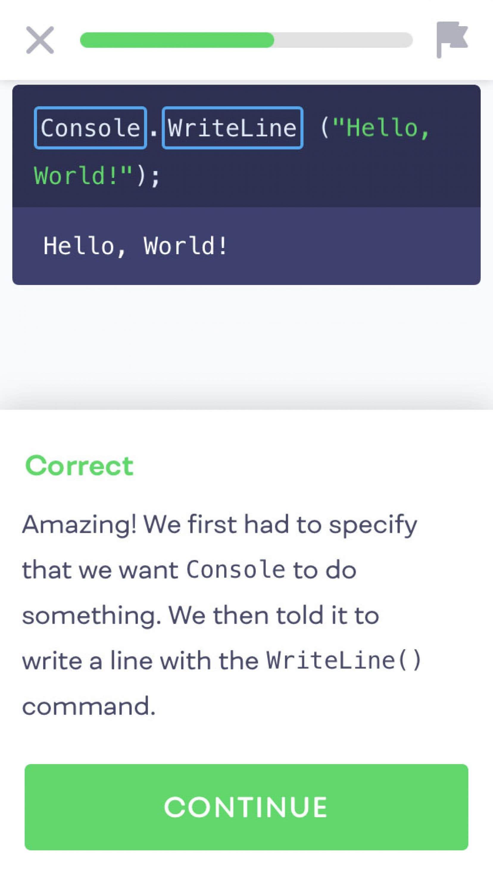 Vous vous êtes toujours demandé à quoi ressemblait le code derrière des applications, des jeux ou des sites Internet? L'application Mimo peut vous aider à le comprendre – et même à en faire vous-même.
