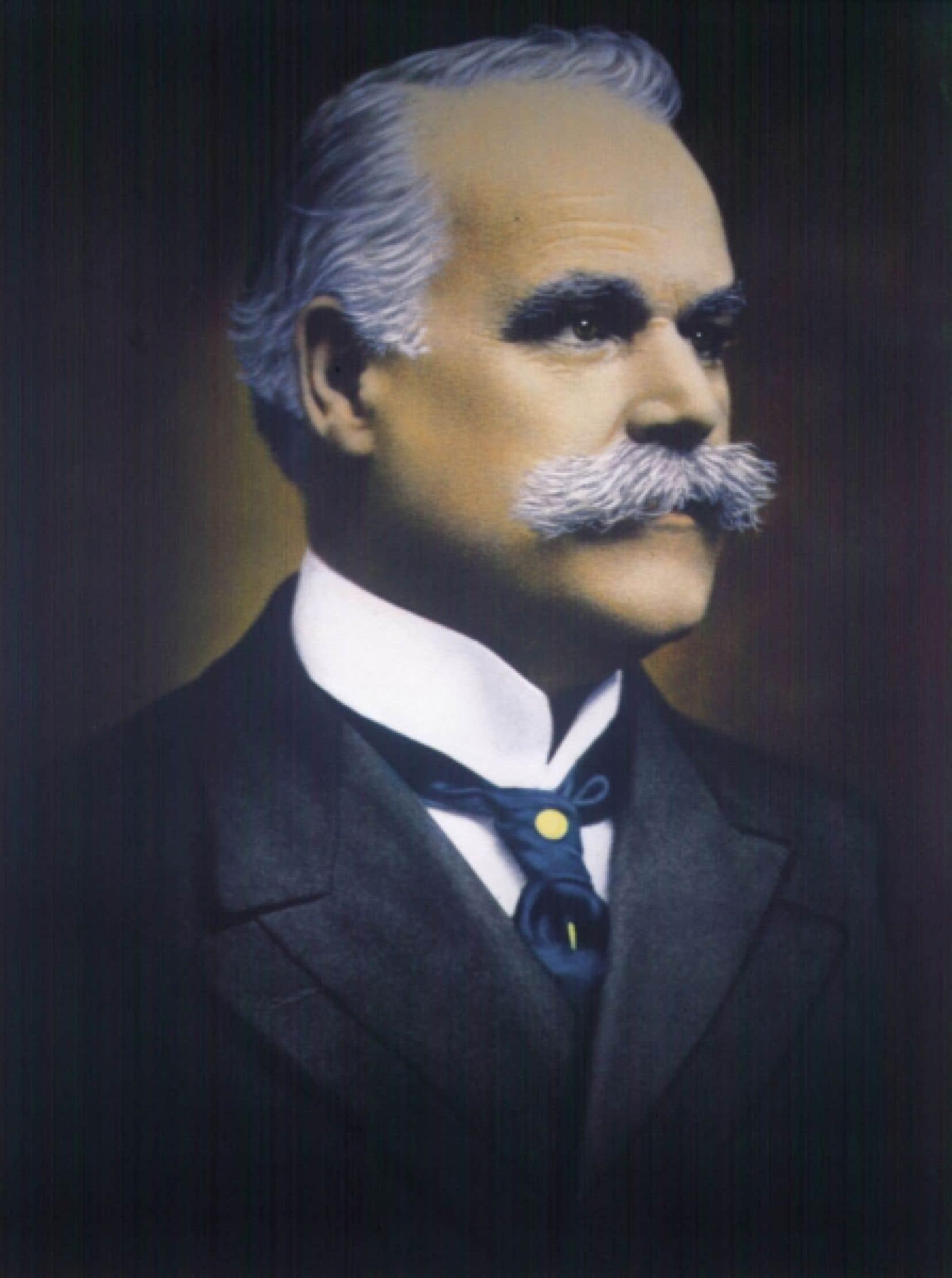 Le fondateur des Caisses populaires, Alphonse Desjardins