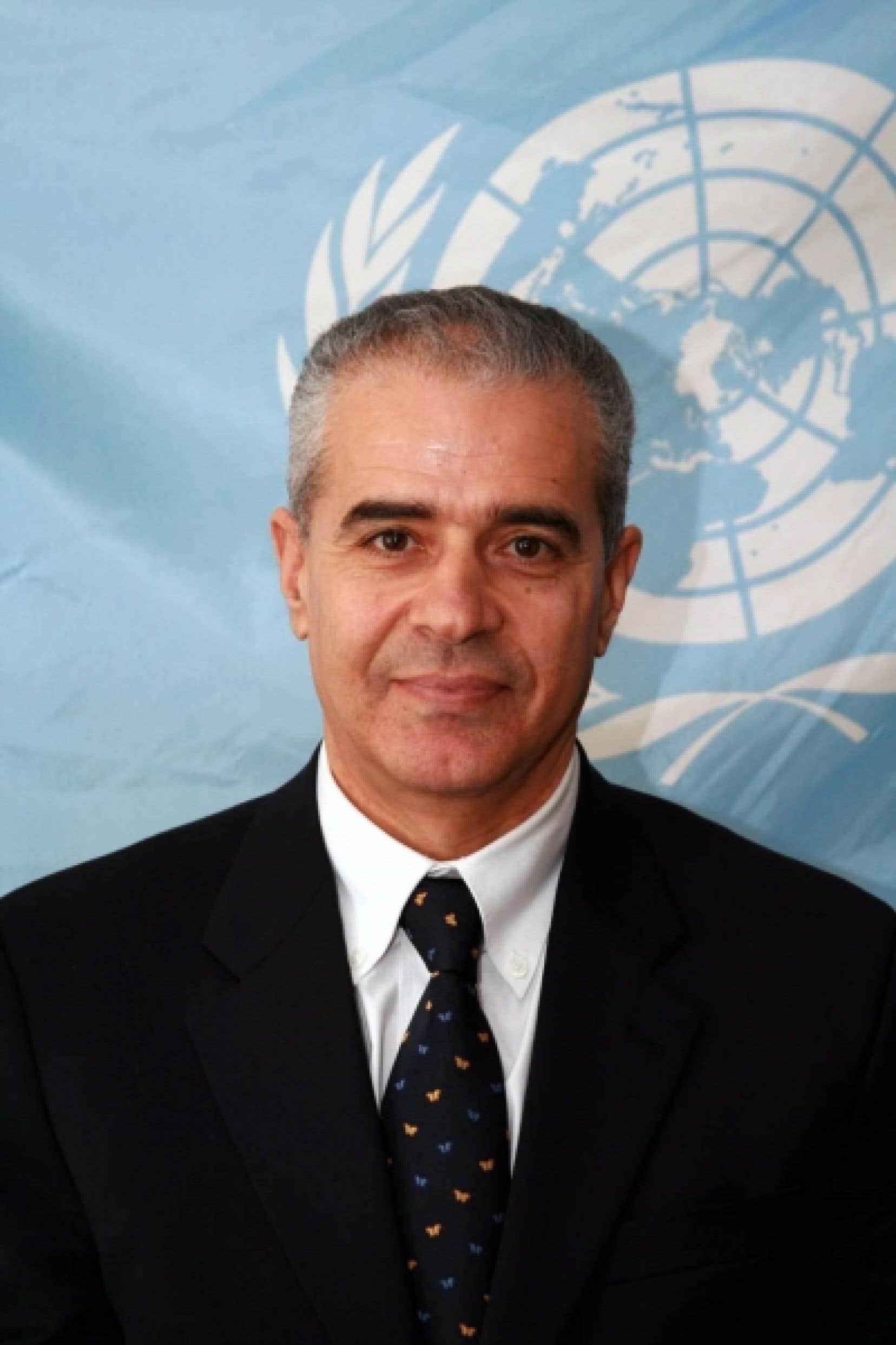 Ahmed Djoghlaf, secrétaire exécutif du Secrétariat de la Convention sur la diversité biologique.