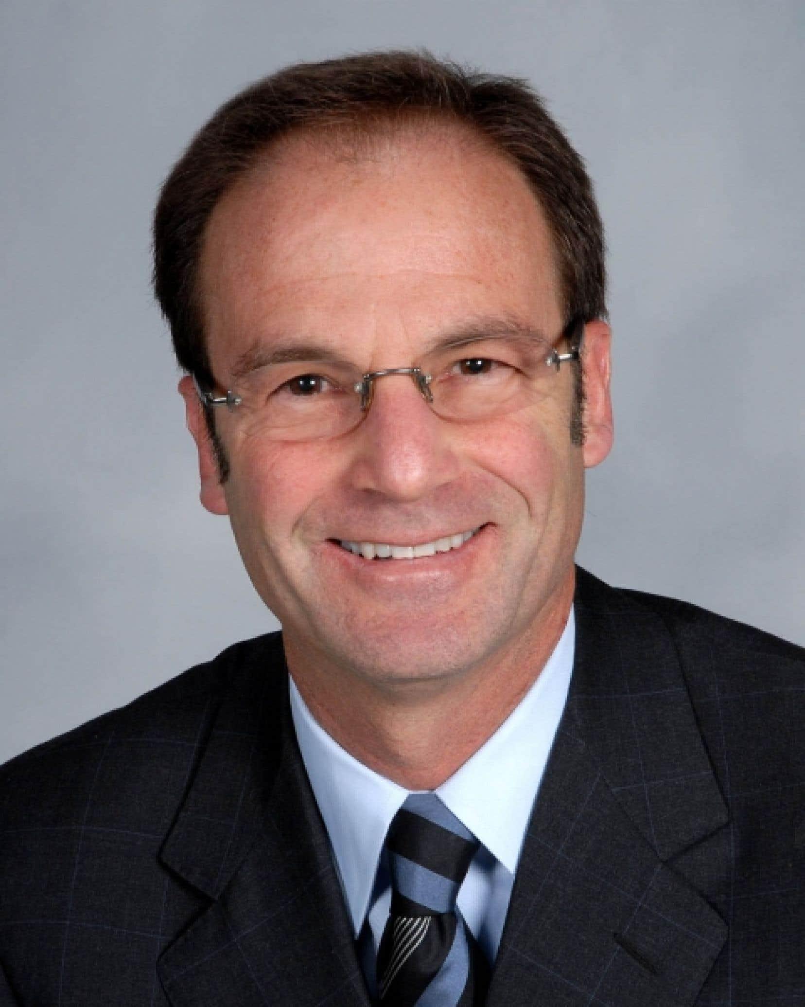 Marc Gold, président sortant du Combined Jewish Appeal