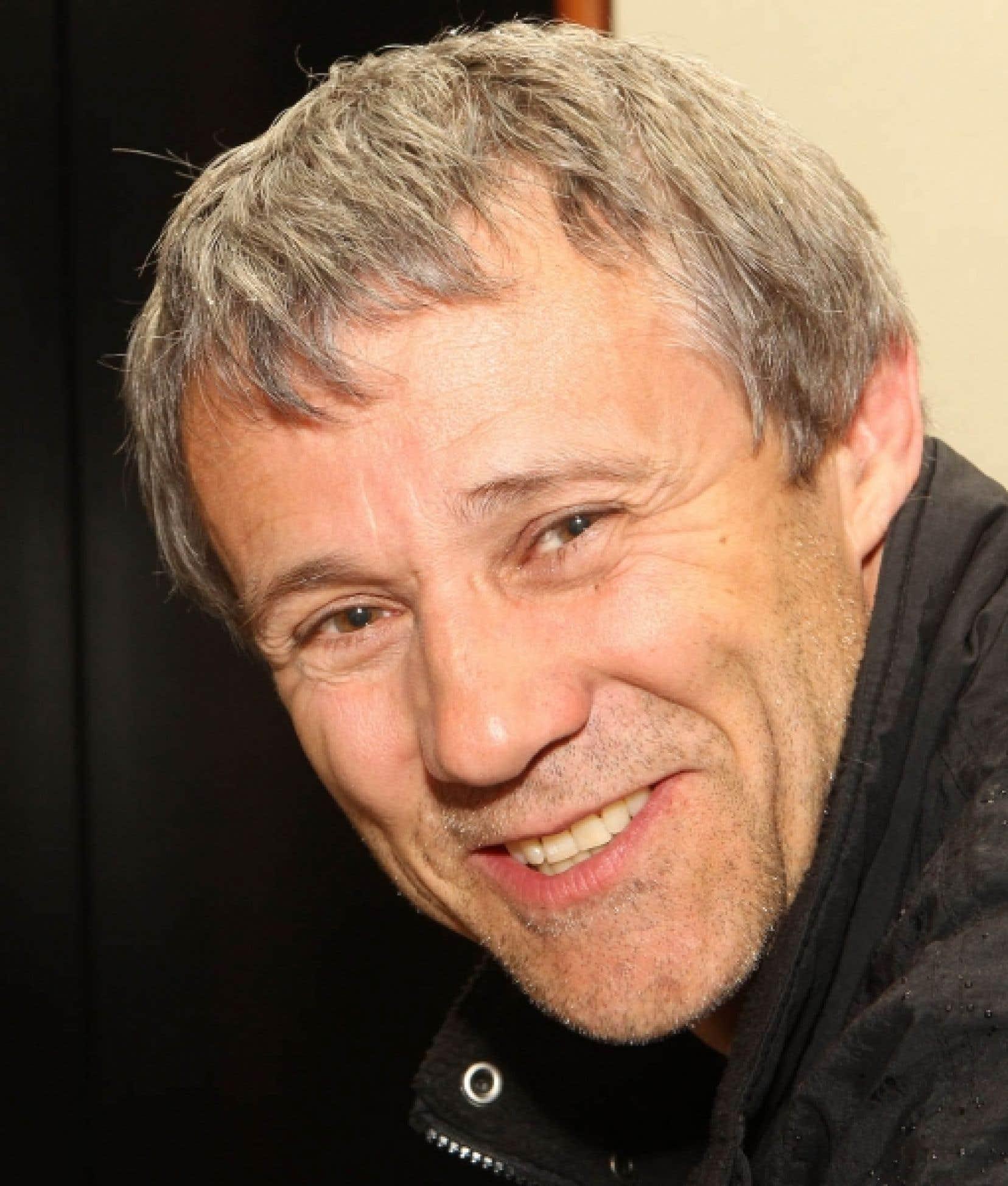 Le cinéaste Jean-François Pouliot estime que les différentes expériences qu'il a été appelé à faire, l'empêchent d'être un dinosaure, l'obligeant à demeurer à l'affût des dernières technologies.