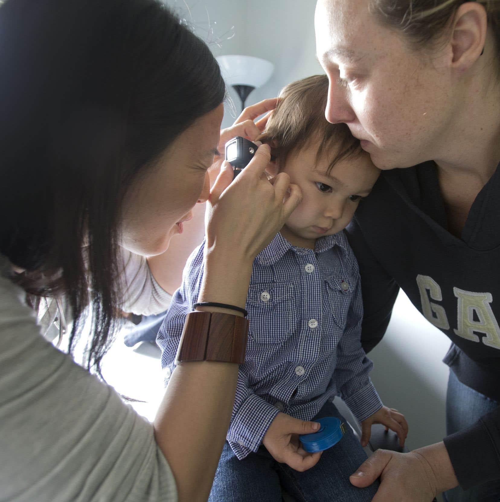 À l'heure actuelle, on estime que près de 146 000 enfants n'ont pas accès à un médecin de famille ou à un pédiatre au Québec.