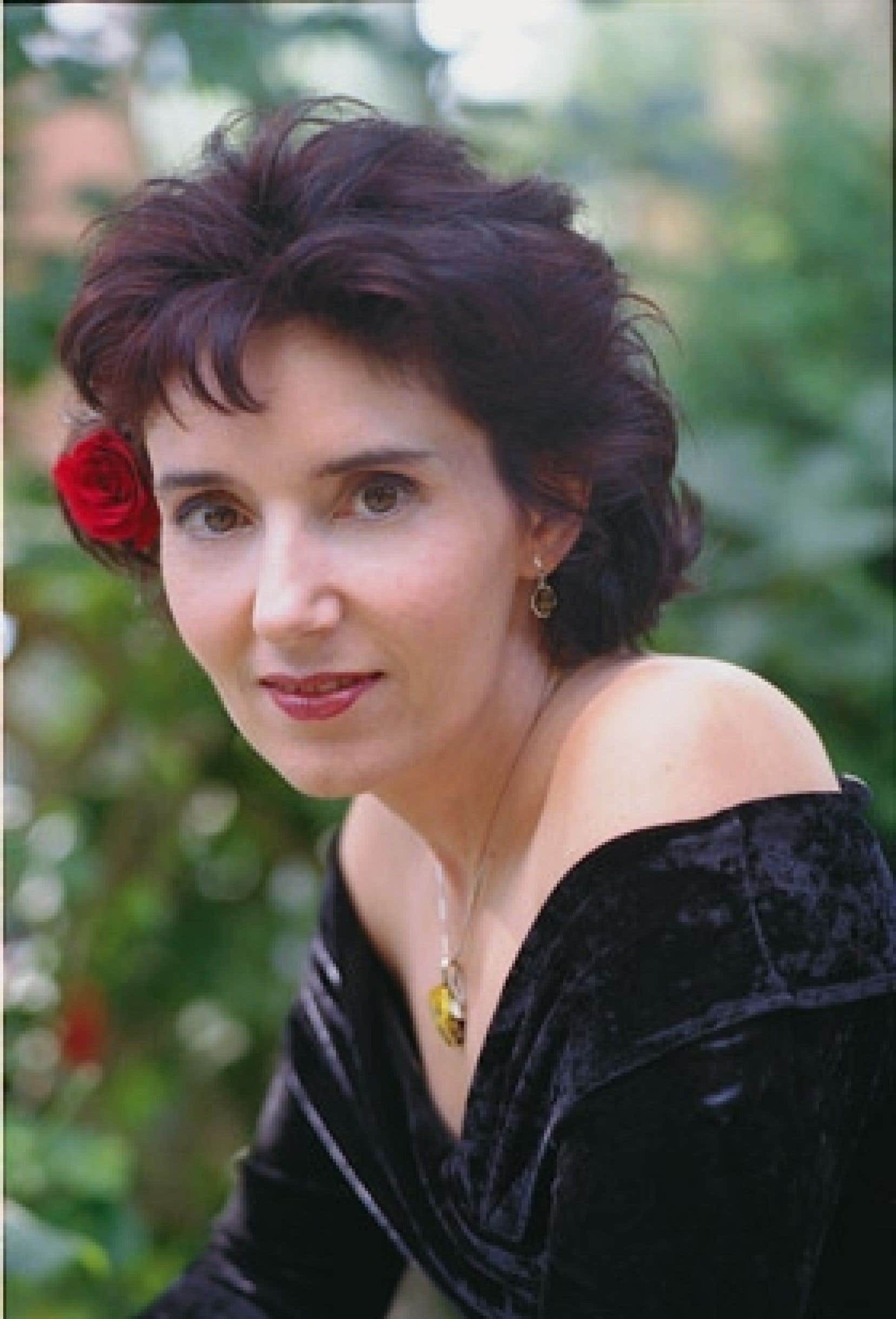 La pianiste Louise Bessette