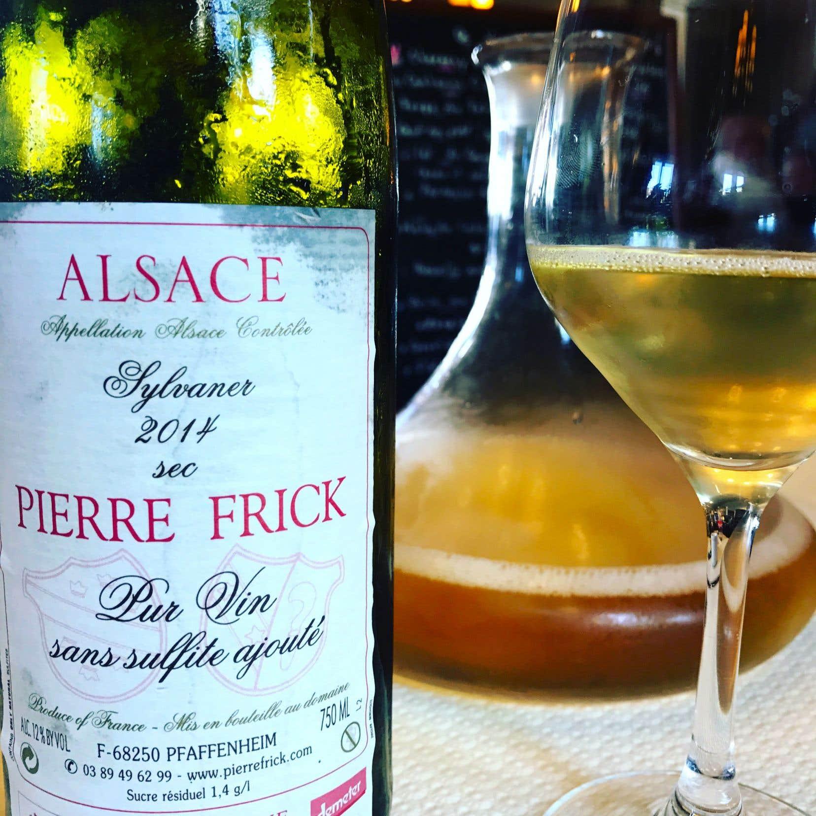 «Il ne faudrait pas oublier cette notion de plaisir à les boire, cette digestibilité naturelle qu'ont les vins nature», résume l'œnologue-conseil Richard Bastien.