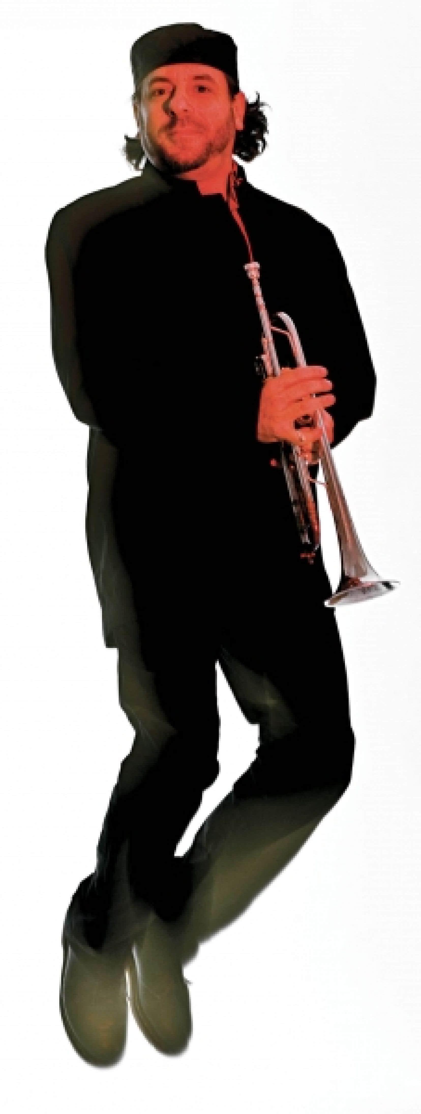 Le trompettiste Frank London