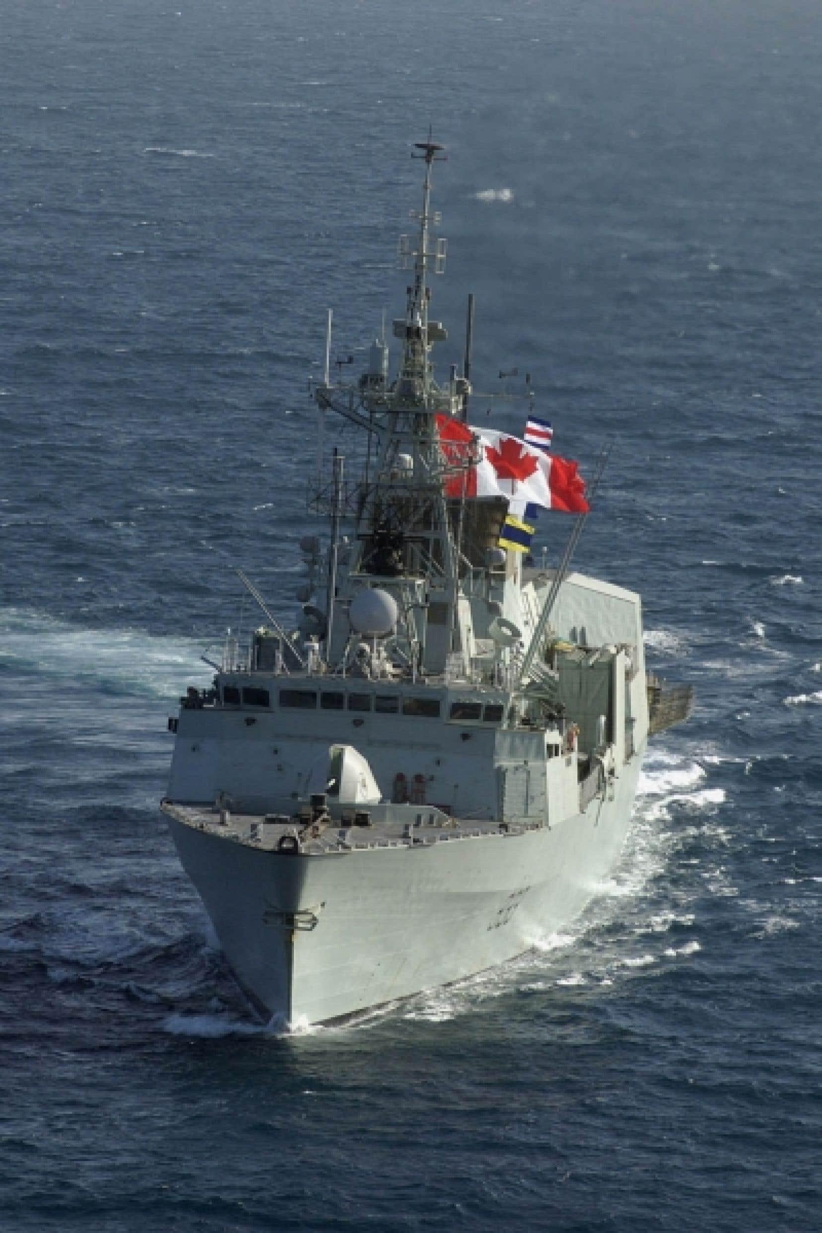 Le Canada investira pas moins de 35 milliards de dollars dans les 30 prochaines années pour la construction d'une multitude de bateaux, autant dans le domaine civil (garde côtière) que militaire (marine).