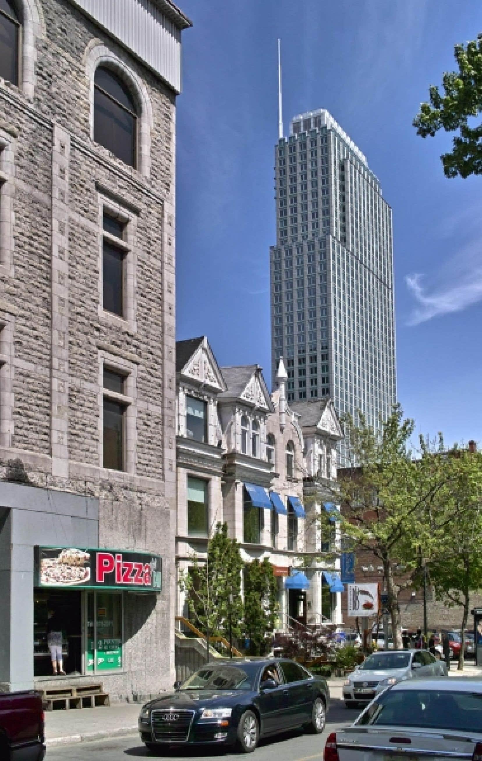 Montréal, une ville qui «commence à changer».