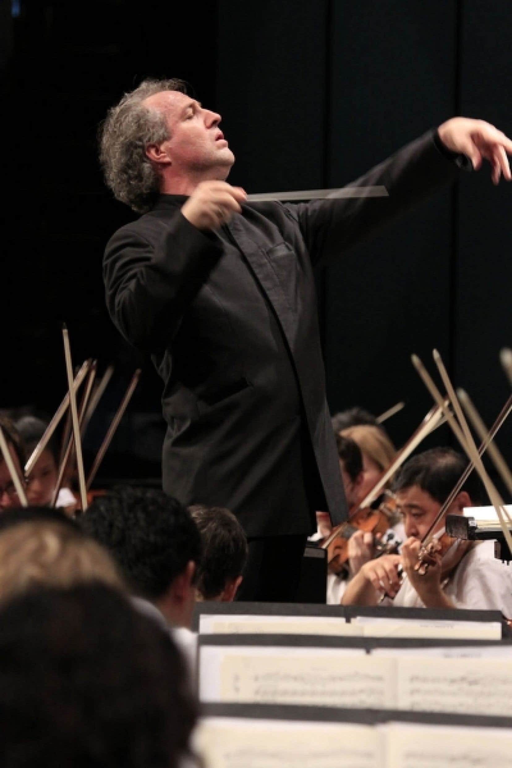 L'Orchestre symphonique de Pittsburgh sous la direction de Manfred Honeck.<br />