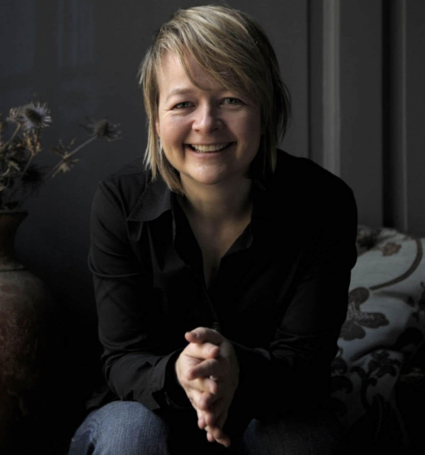 L'écrivaine britannique Sarah Waters