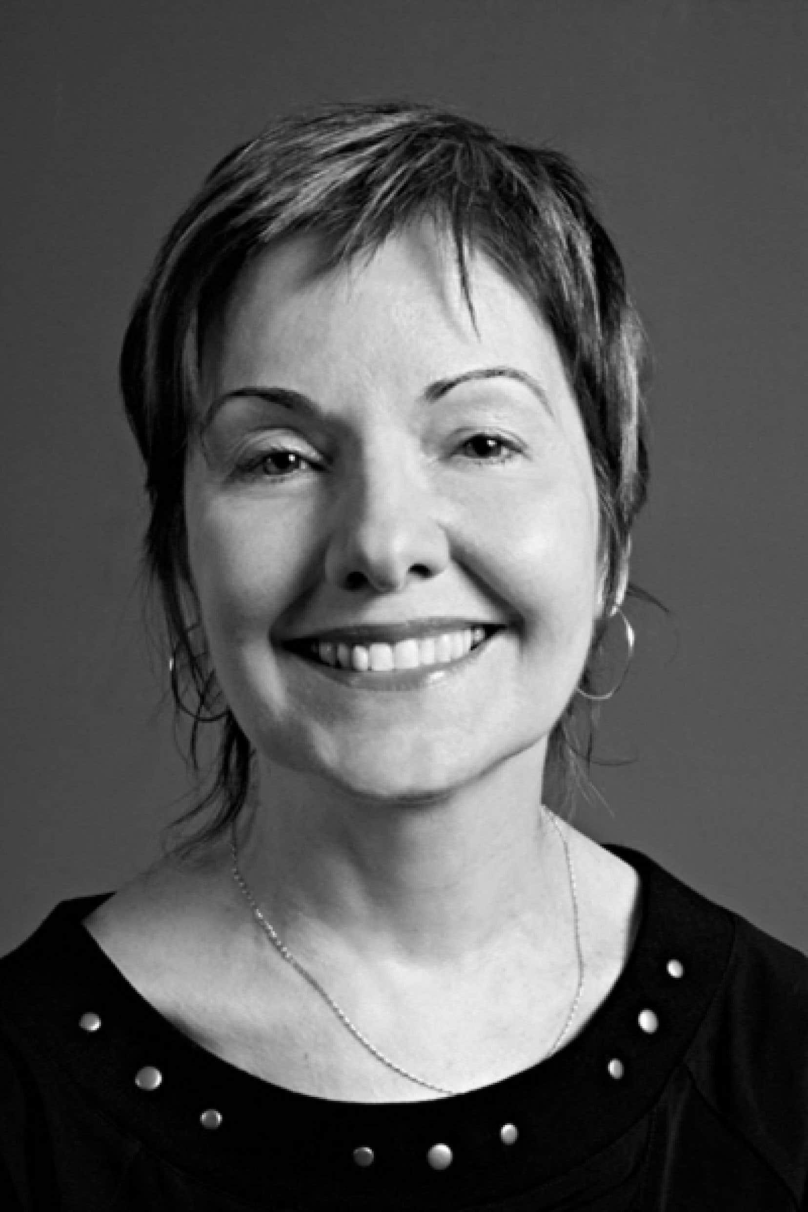 Louise Dupré publie un nouveau recueil au Noroît. <br />