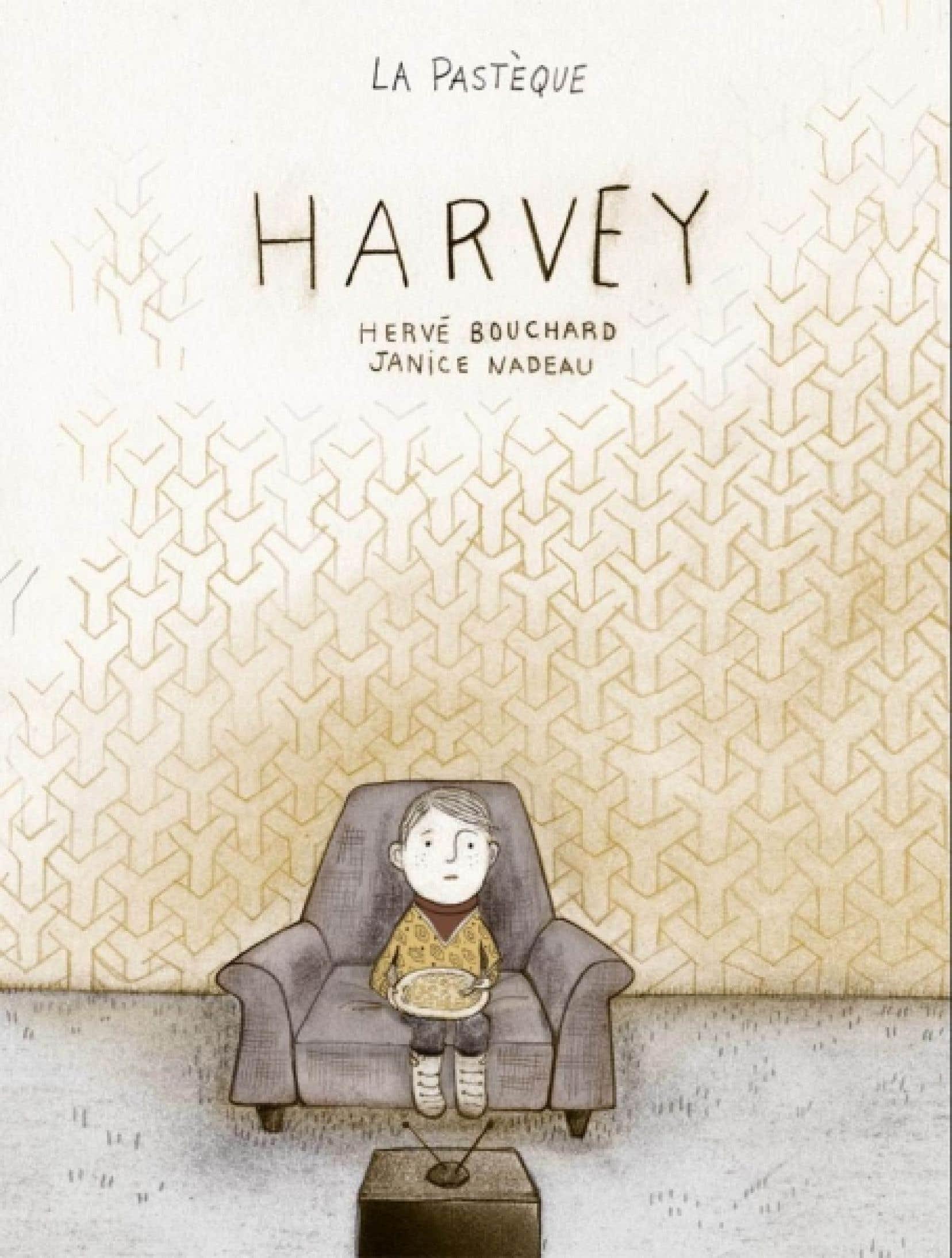 Harvey: comment je suis devenu invisible