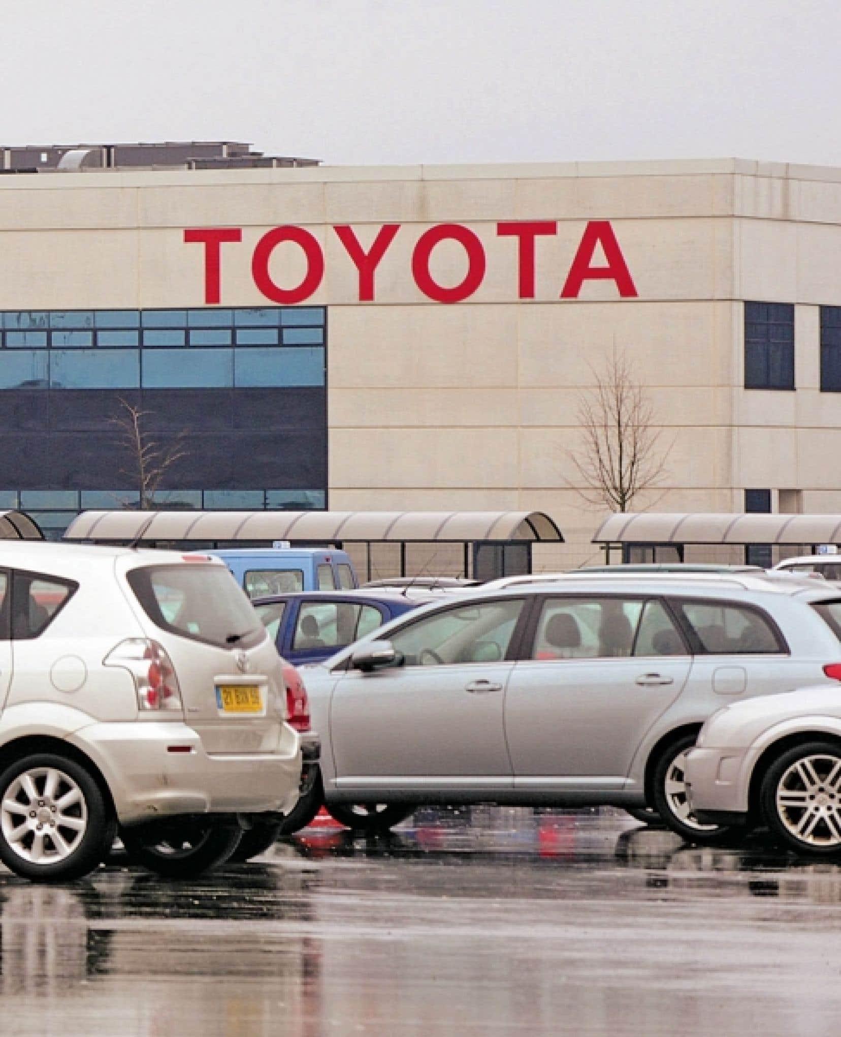 La production de Toyota en Europe a chuté de 29,7 %, la portant à 40 630 automobiles par mois, en raison des ventes décevantes au Royaume-Uni et en Turquie.