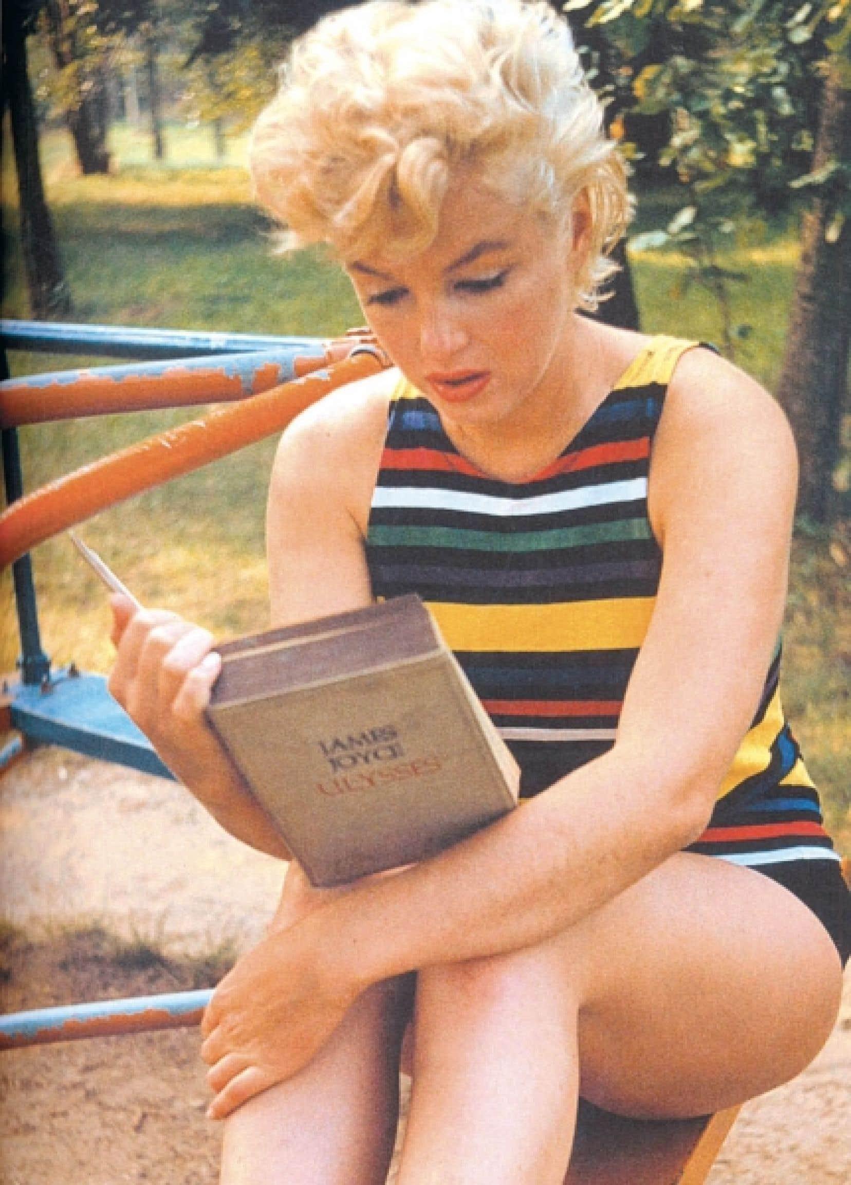 Marilyn Monroe<br />