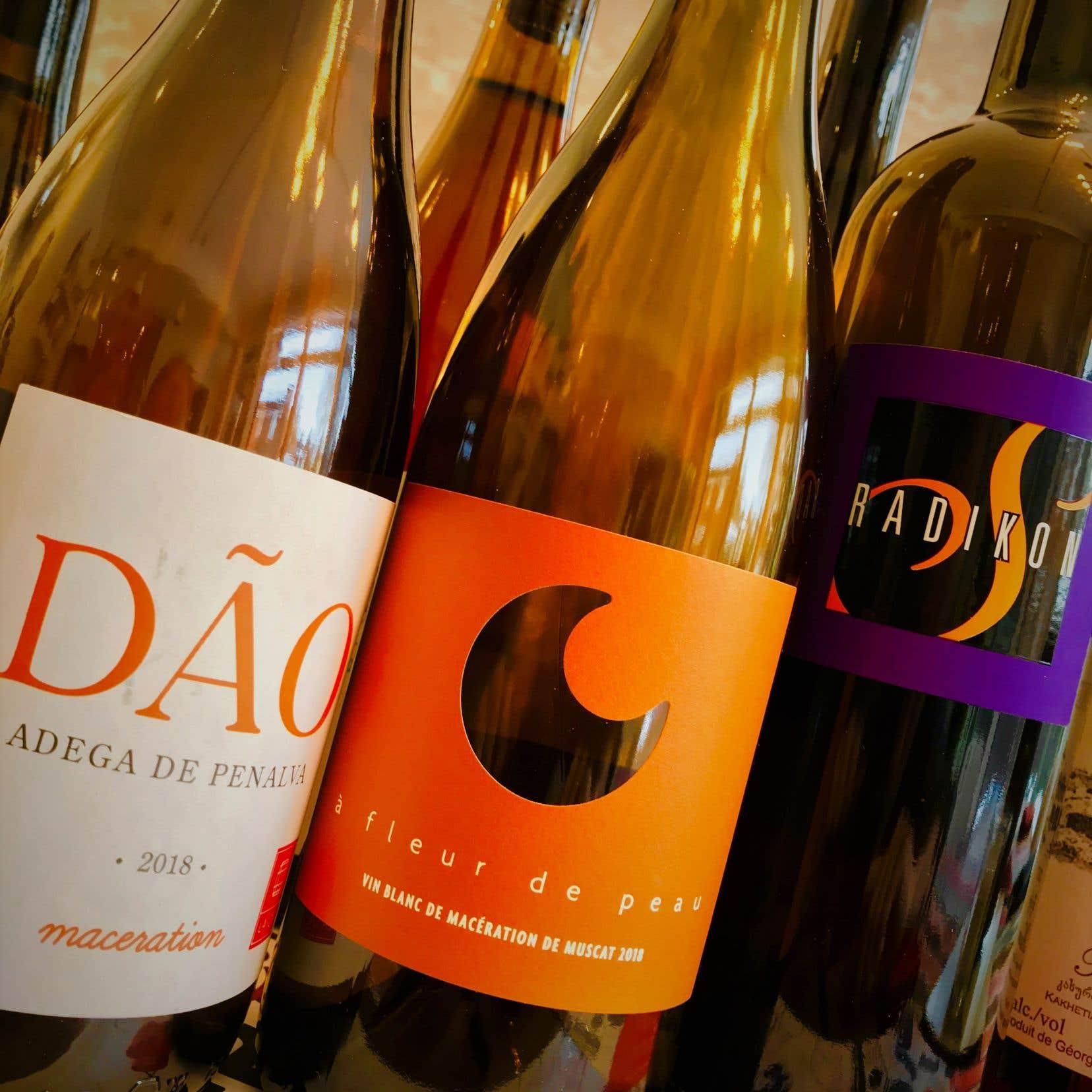 Les Amis du «Devoir» se sont penchés récemment sur le cas des vins orange. Voici leur verdict.