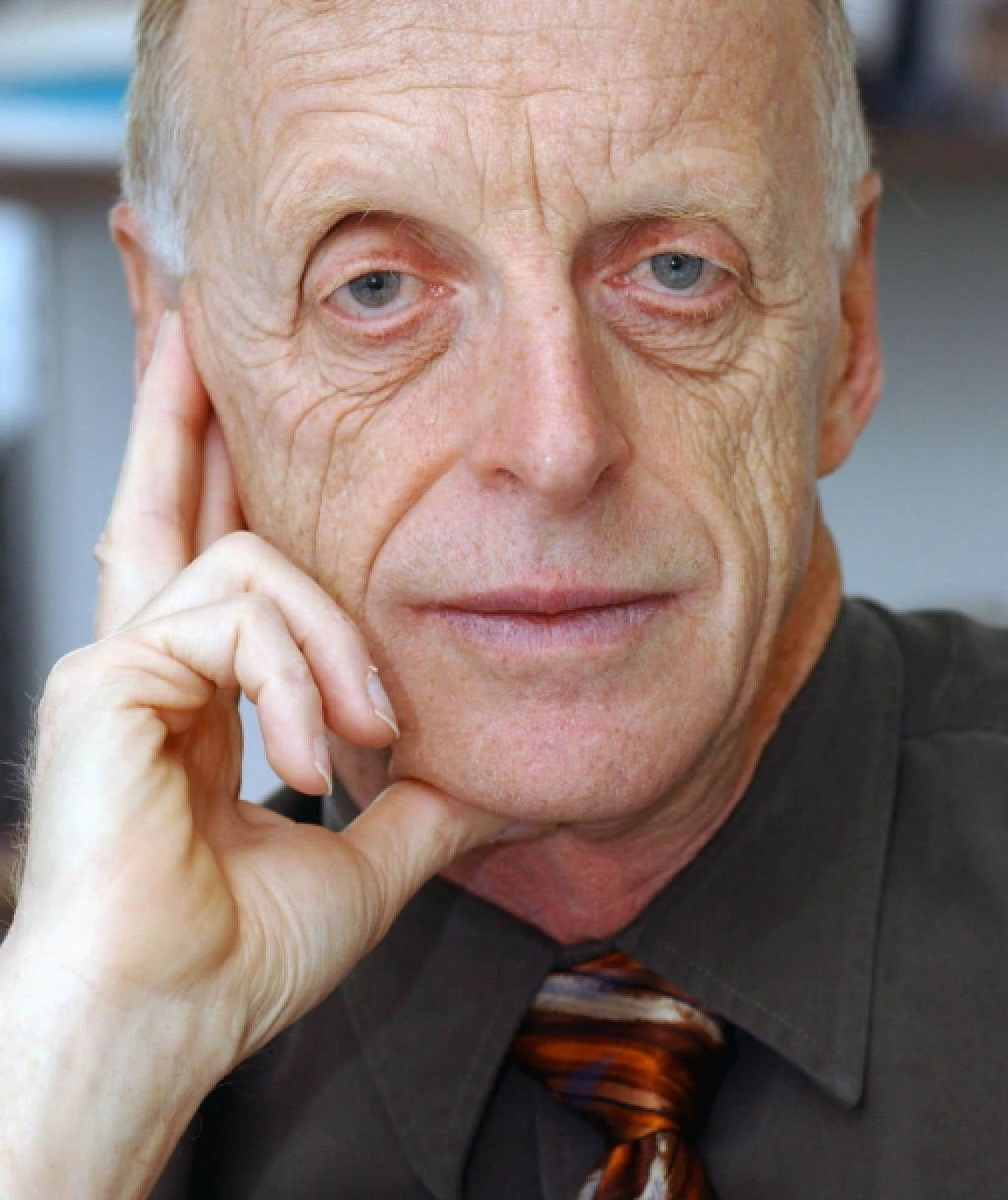 Claude Montmarquette est l'un des signataires du Pacte pour <br /> le financement concurrentiel de nos universités.<br />