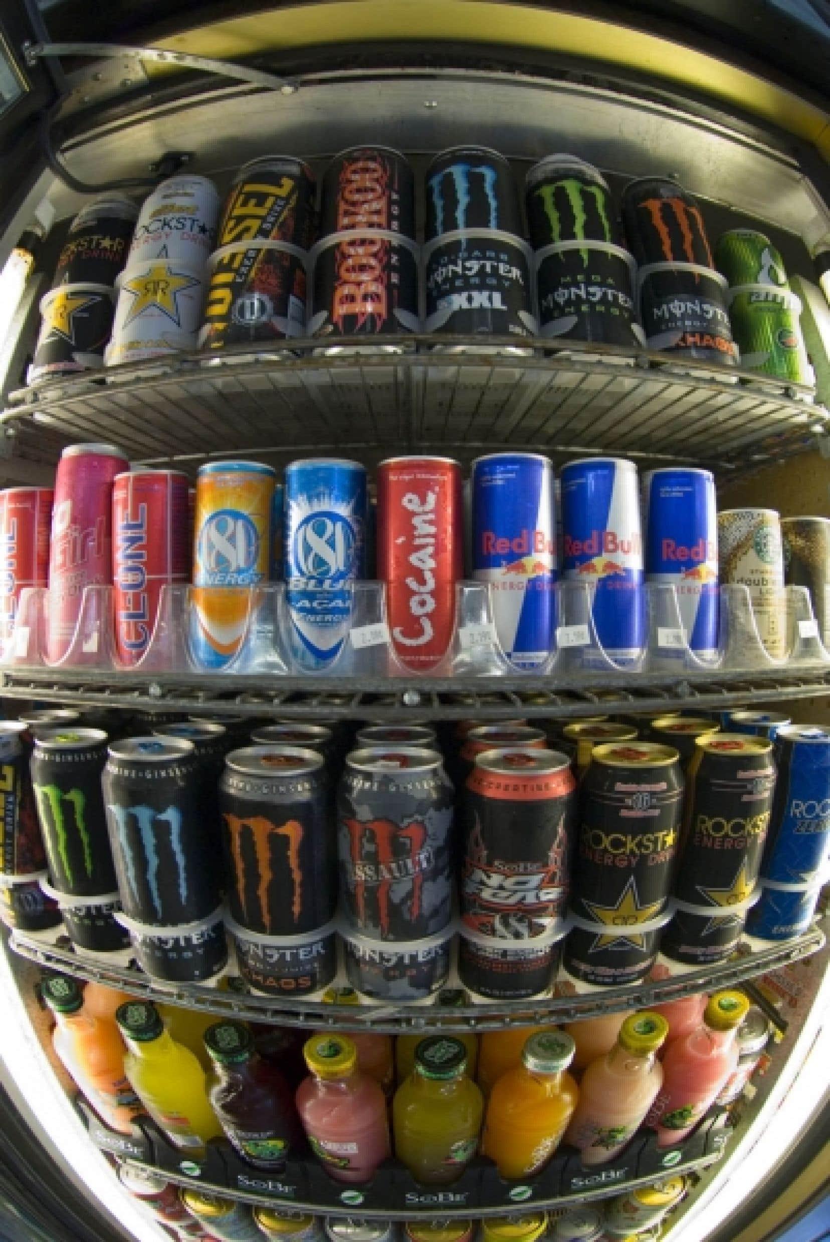 Sous leurs dehors vitaminés, les Red Bull, Guru et autres Monster ne sont pas des produits inoffensifs, a expliqué hier l'Institut national de santé publique du Québec.<br />