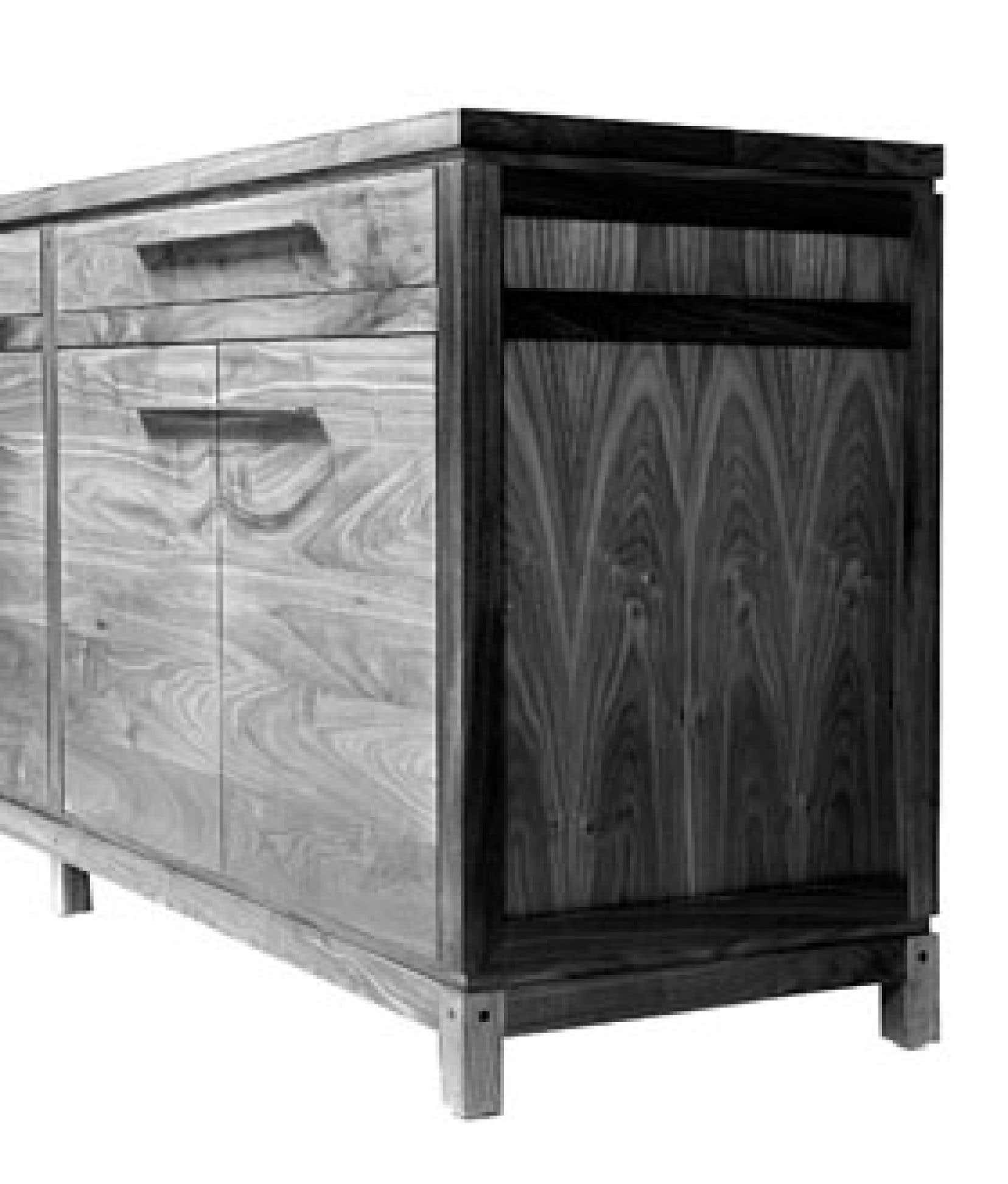 Le virage design des artisans du bois le devoir for Architecte quebecois contemporain