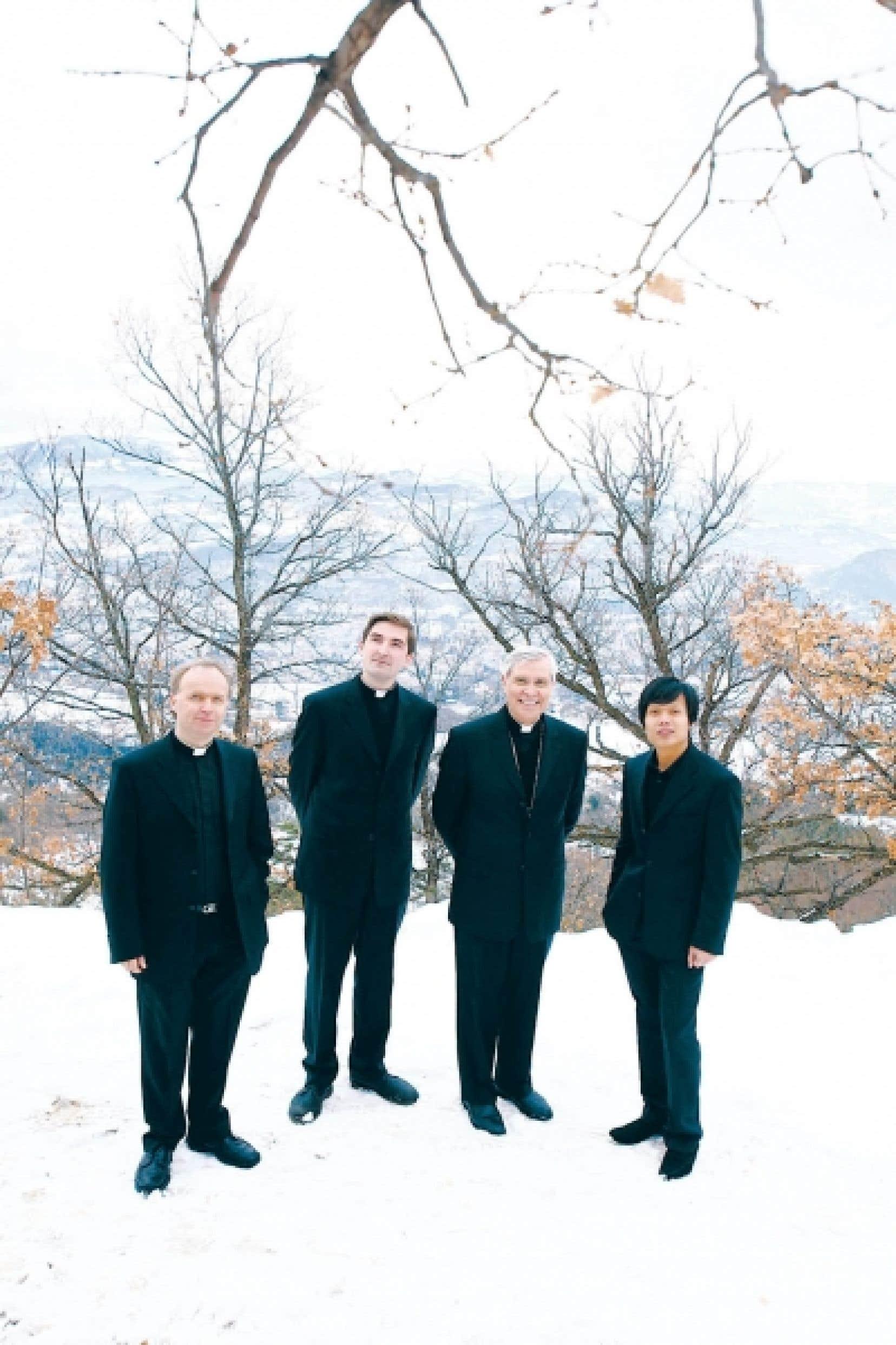 L'album Spiritus Dei du groupe Les Prêtres chantants fait un malheur en France depuis les début de 2010.<br />