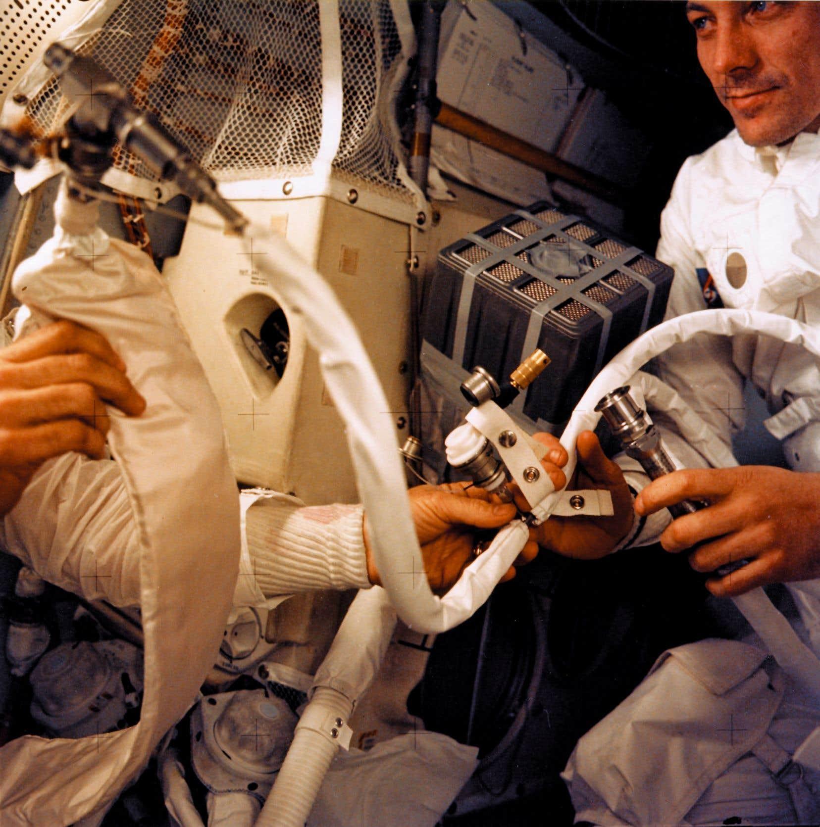 La première saison de <i>13 Minutes to the Moon</i>, grande production de la BBC, s'attardait dans le détail à la mythique mission <i>Apollo 11</i>. La deuxième saison, dont les deux premiers épisodes sont déjà parus, raconte pour sa part l'histoire du vol avorté d'<i>Apollo 13</i>, notamment popularisé par le film du même nom.