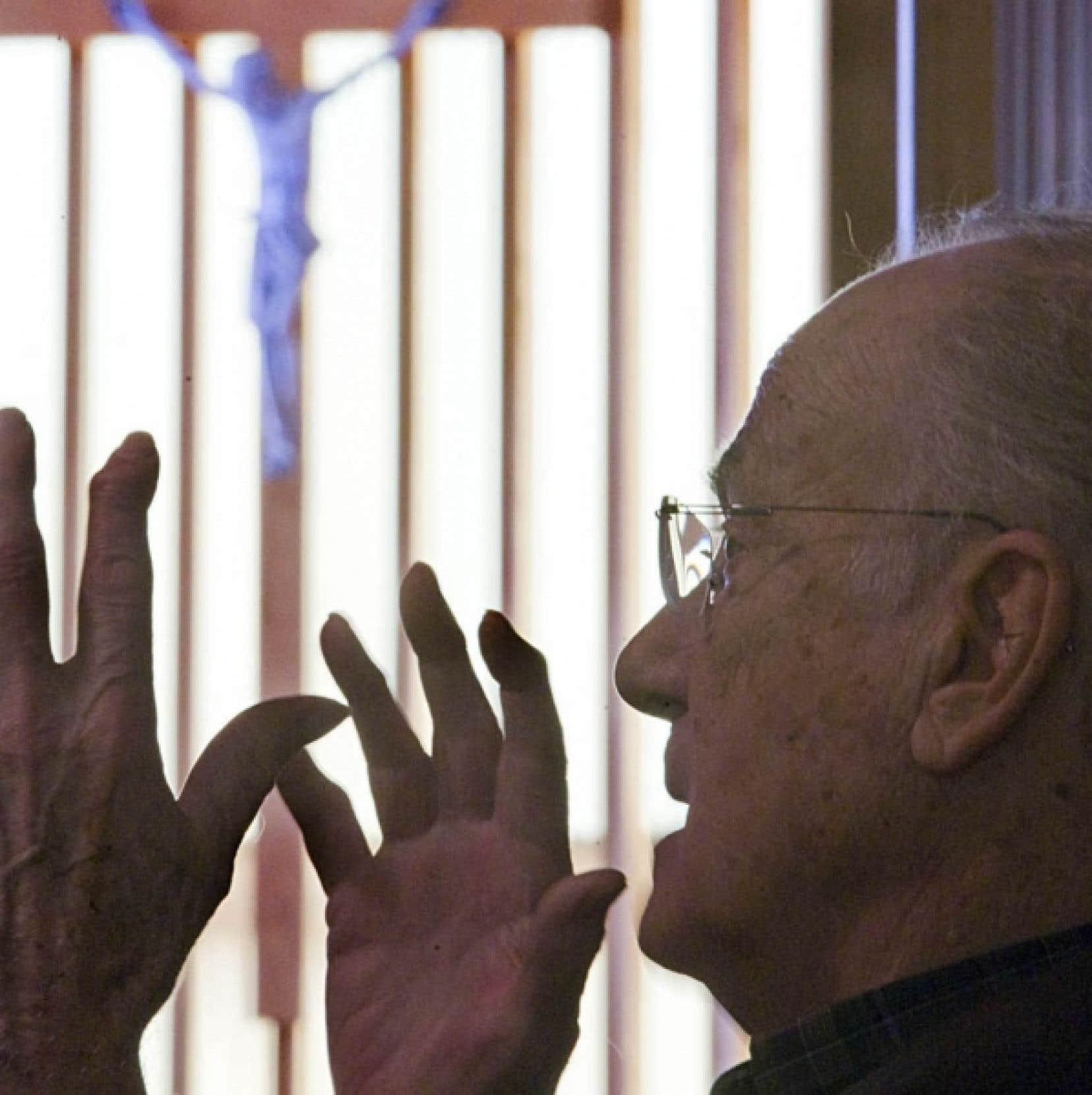 Jacques Grand'maison estime que la laïcité a besoin d'une éthique à elle, d'une profondeur spirituelle.<br />
