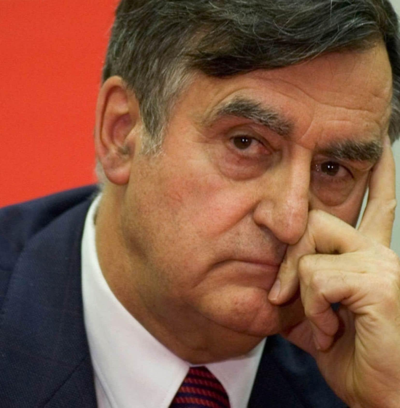 L&rsquo;ancien premier ministre repr&eacute;sentera l&rsquo;industrie du gaz de schiste, mais sa r&eacute;mun&eacute;ration proviendra d&rsquo;une seule source: Talisman Energy.<br /> <br />