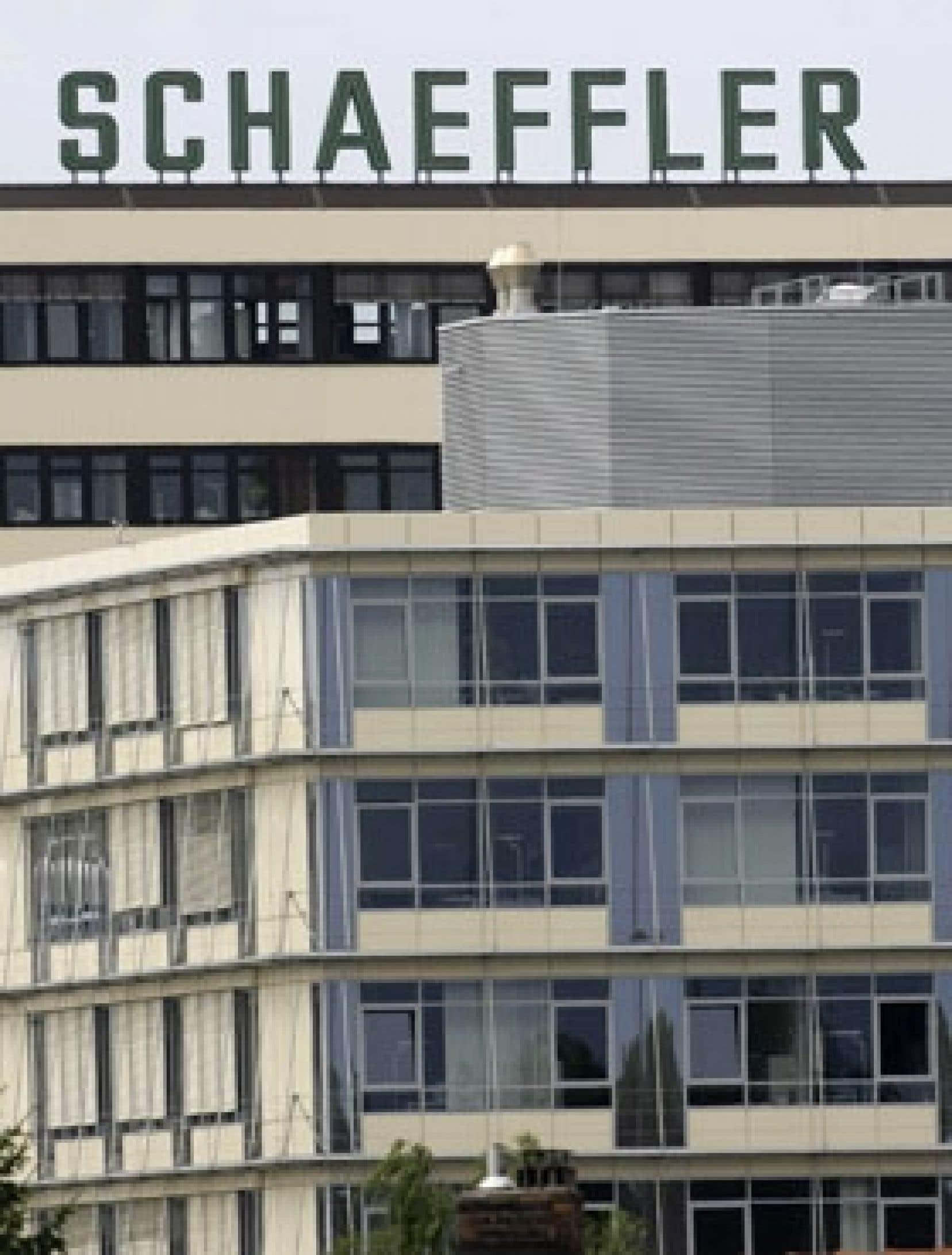 Le siège social du groupe Schaeffler est situé à Herzogenaurach, en Allemagne.