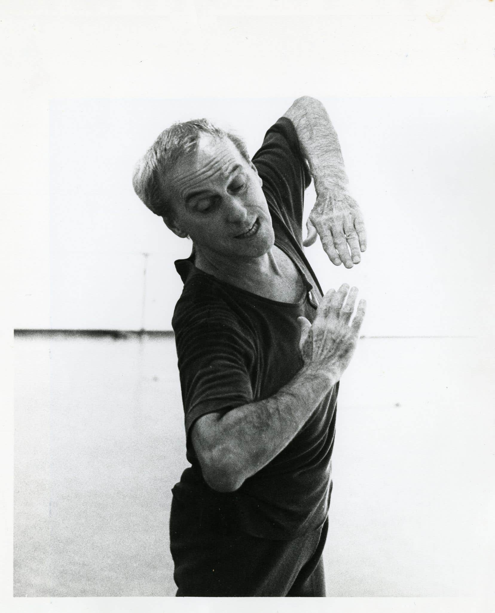 Le danseur et chorégraphe québécois Fernand Nault