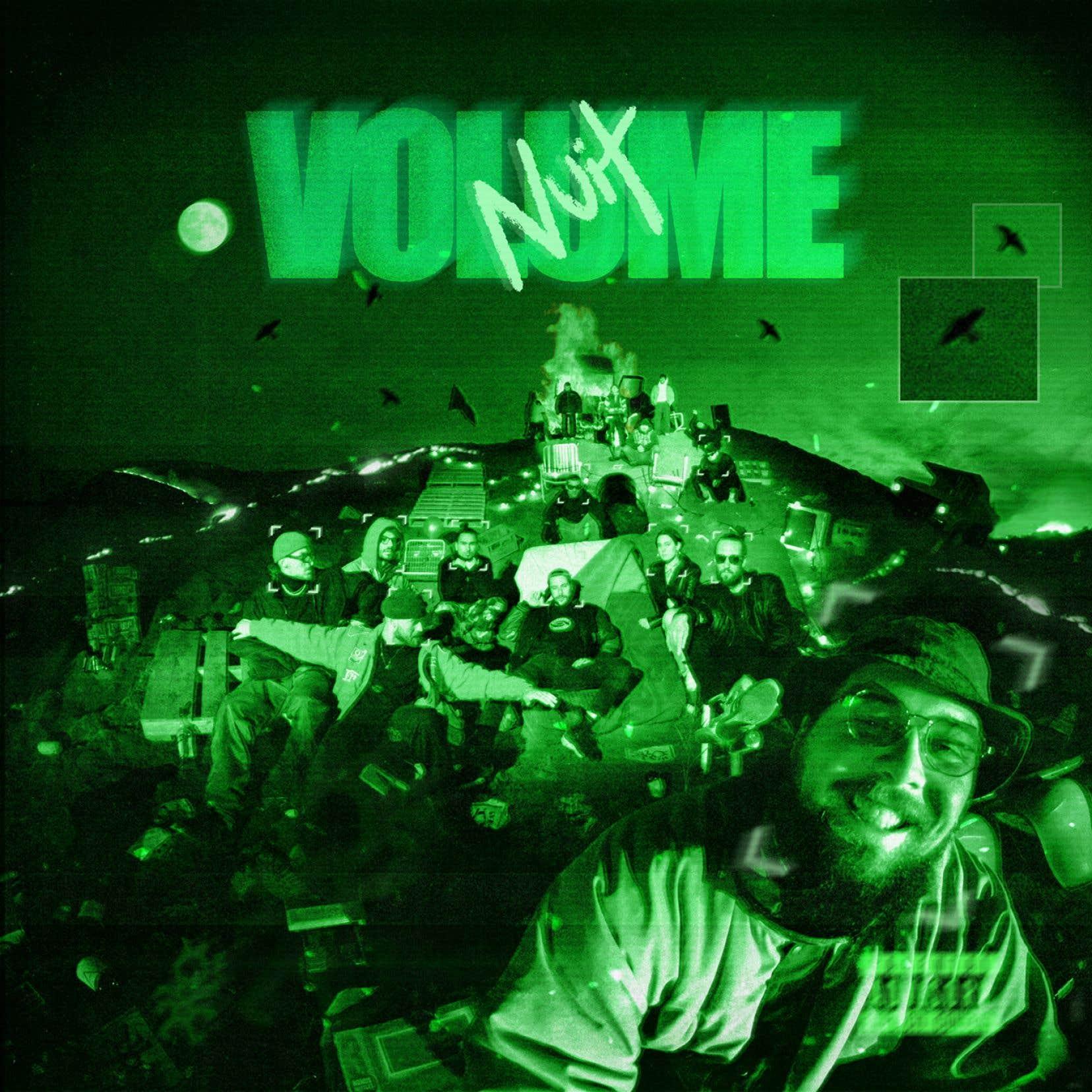 VOLUME: Jour / VOLUME: Nuit, Les Fourmis | Le Devoir