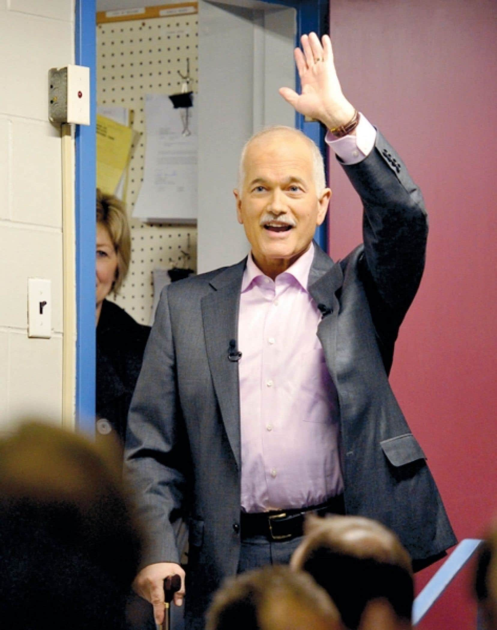 Outre ces deux circonscriptions, la montée du NPD risque donc davantage de gruger les appuis du Bloc québécois pour faire passer libéraux et conservateurs. <br />