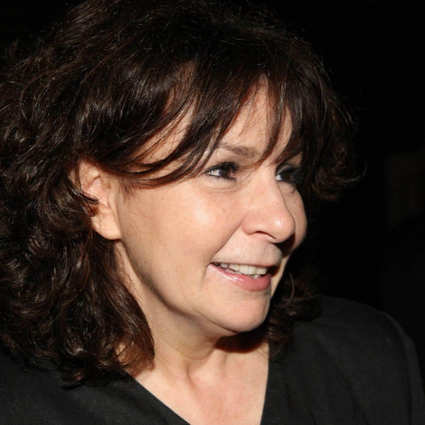 L&rsquo;animatrice Christiane Charette veut relever de nouveaux d&eacute;fis.<br />