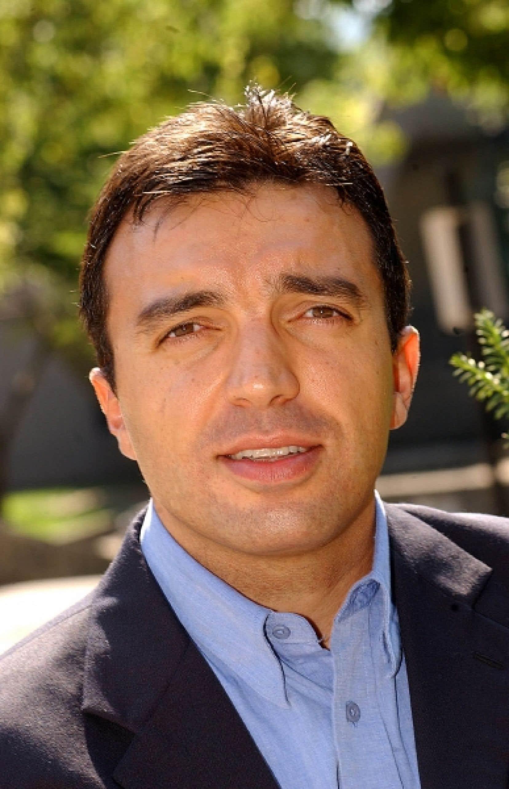 Thierry Karsenti, titulaire de la Chaire de recherche du Canada sur les TIC en éducation<br />