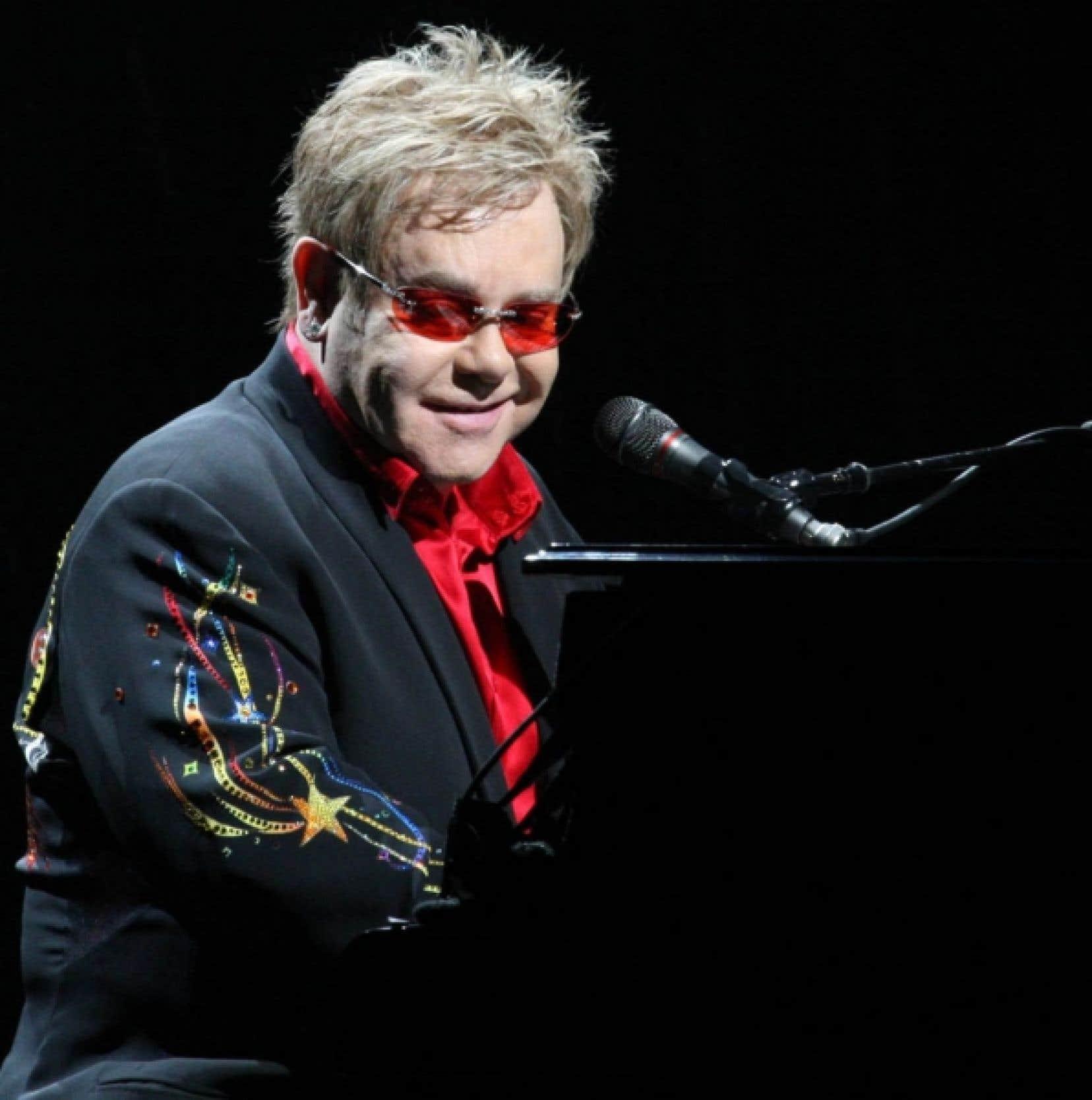 Elton John devrait attirer les foules au Parc des plaines d'Abraham, cet été.