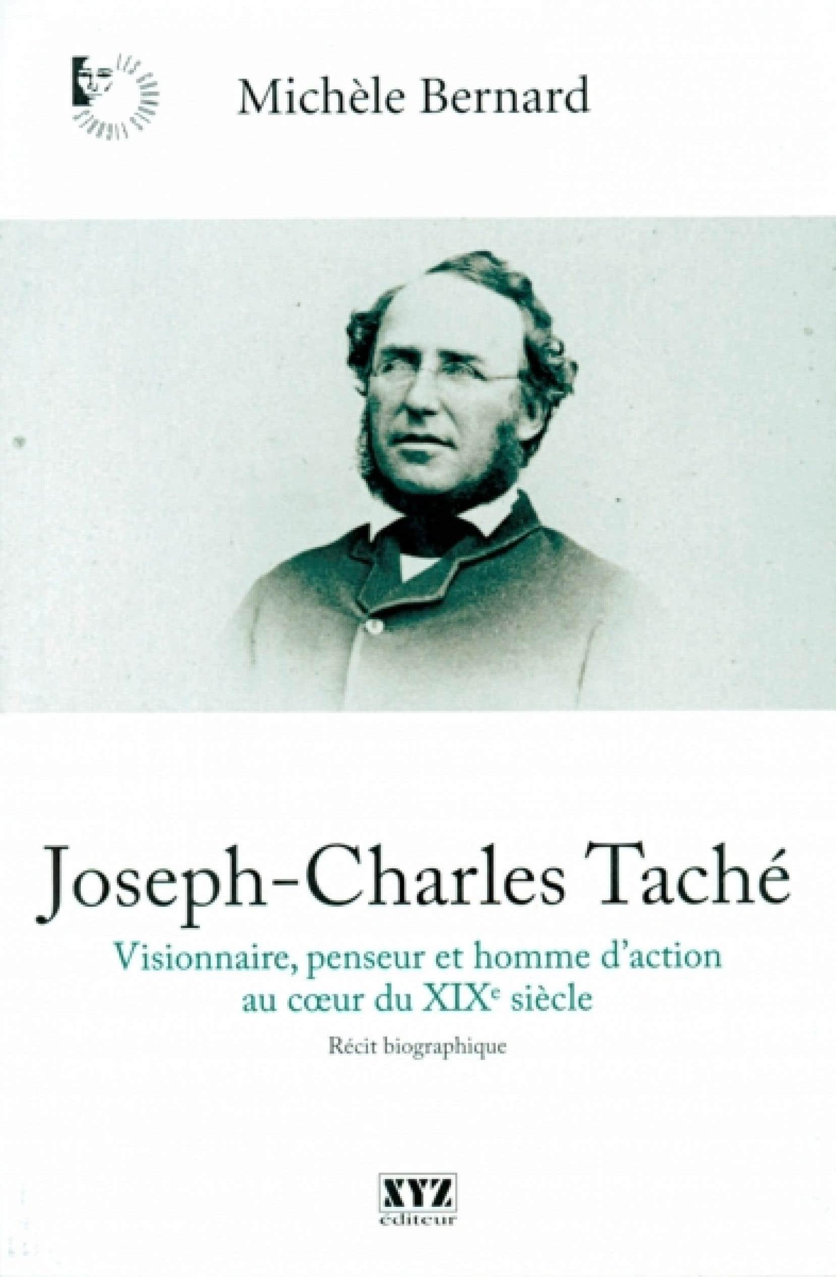 Joseph-Charles Taché vers 1865, photographié par Livernois<br />