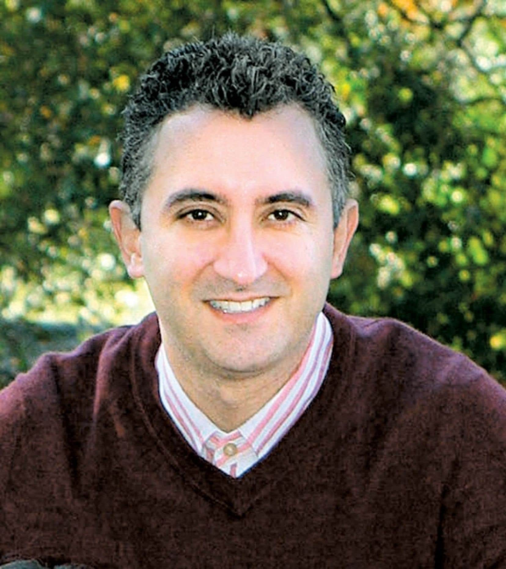 Le psychiatre américain Nassir Ghaemi<br />