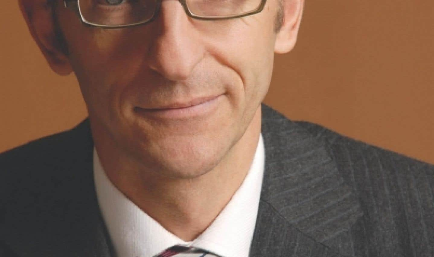 Mario Tremblay, vice-président affaires publiques et corporatives du Fonds de solidarité FTQ