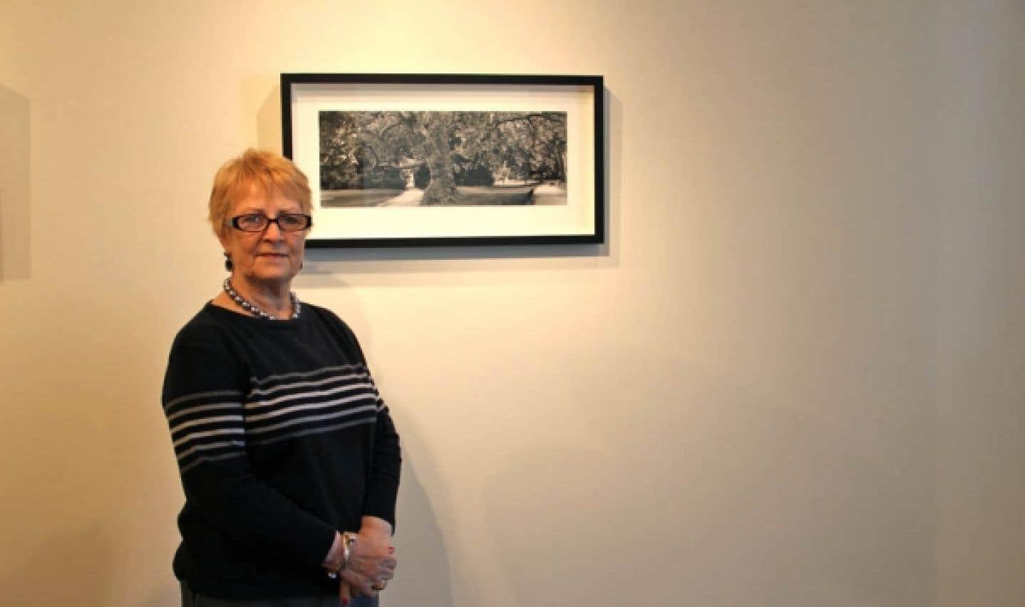 Jacqueline Hébert Stoneberger, directrice de la galerie Beaux-Arts des Amériques