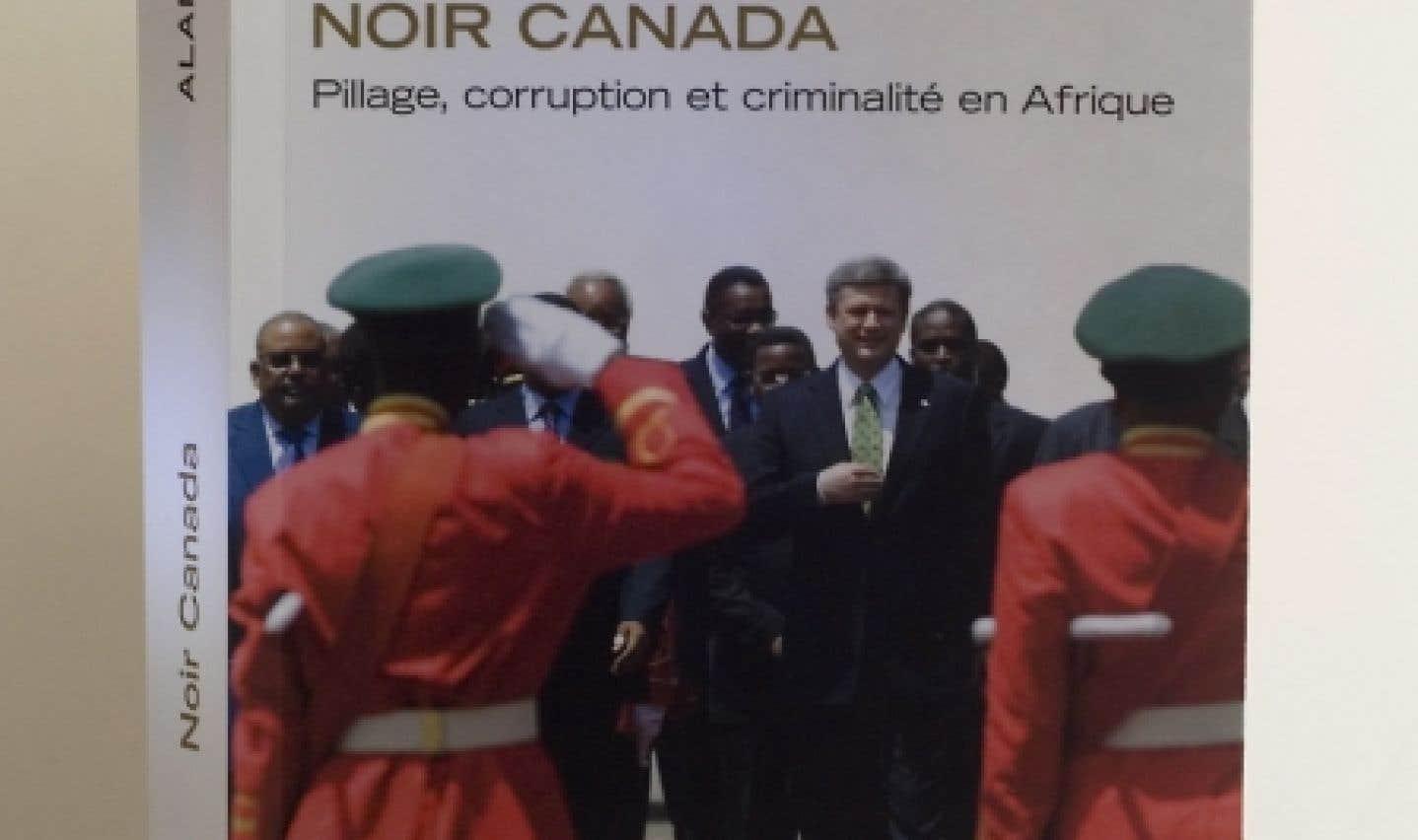 Noir Canada - Entente entre Barrick Gold et Écosociété