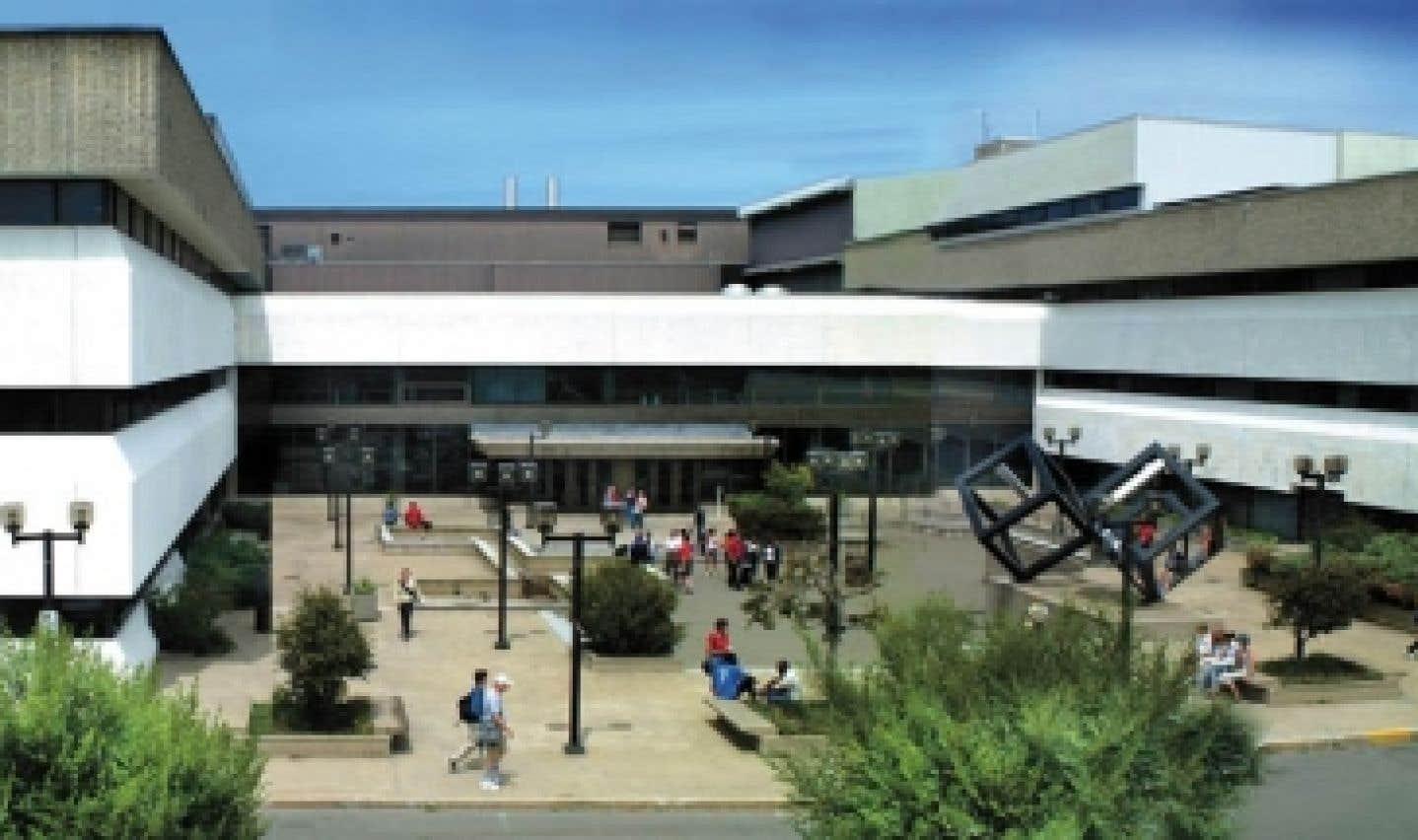 L'Université du Québec à Trois-Rivières