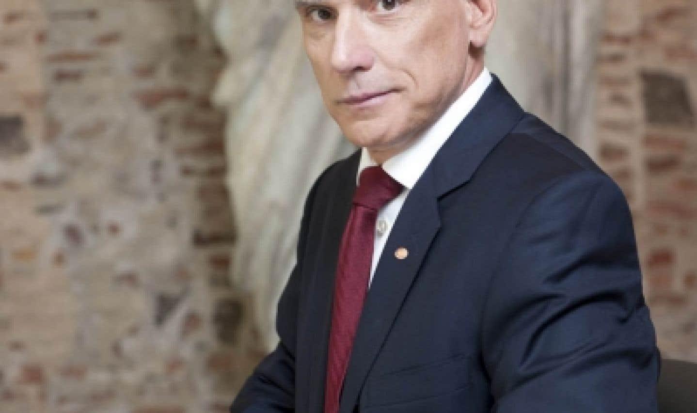 Prix Léon-Gérin - L'homme du discours est philosophe
