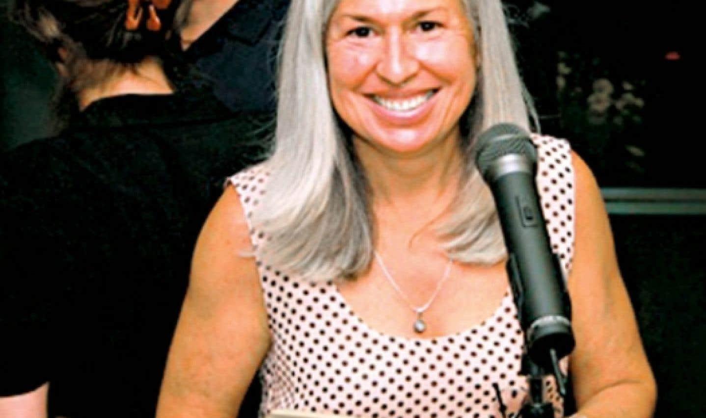 Éléna Galarneau, présidente de la Commission des affaires de la formation continue