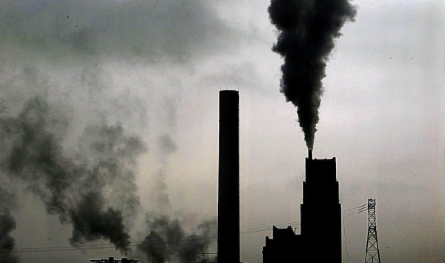 Ottawa sanctionne peu les crimes environnementaux