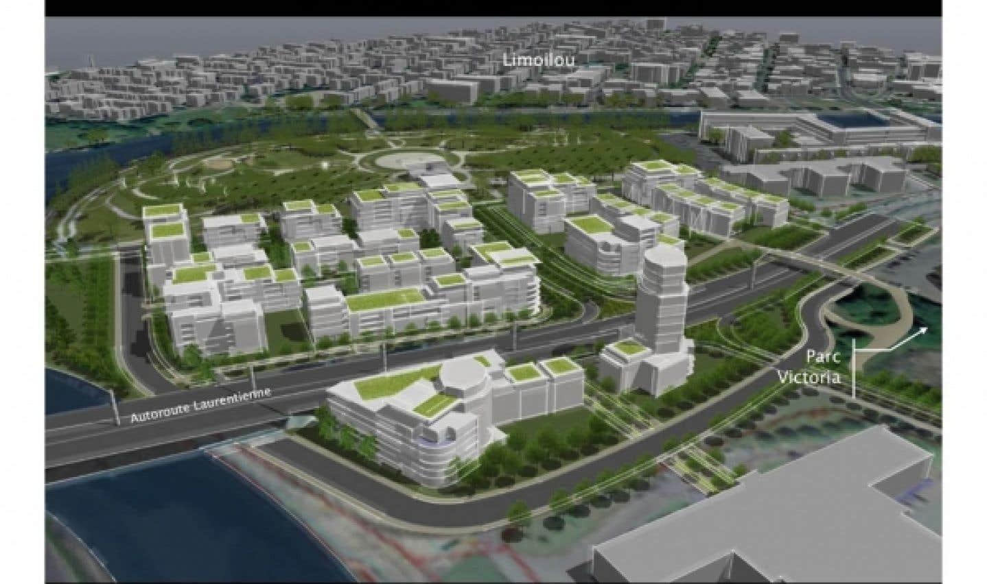 Écoquartiers: la Ville de Québec revoit ses exigences à la baisse