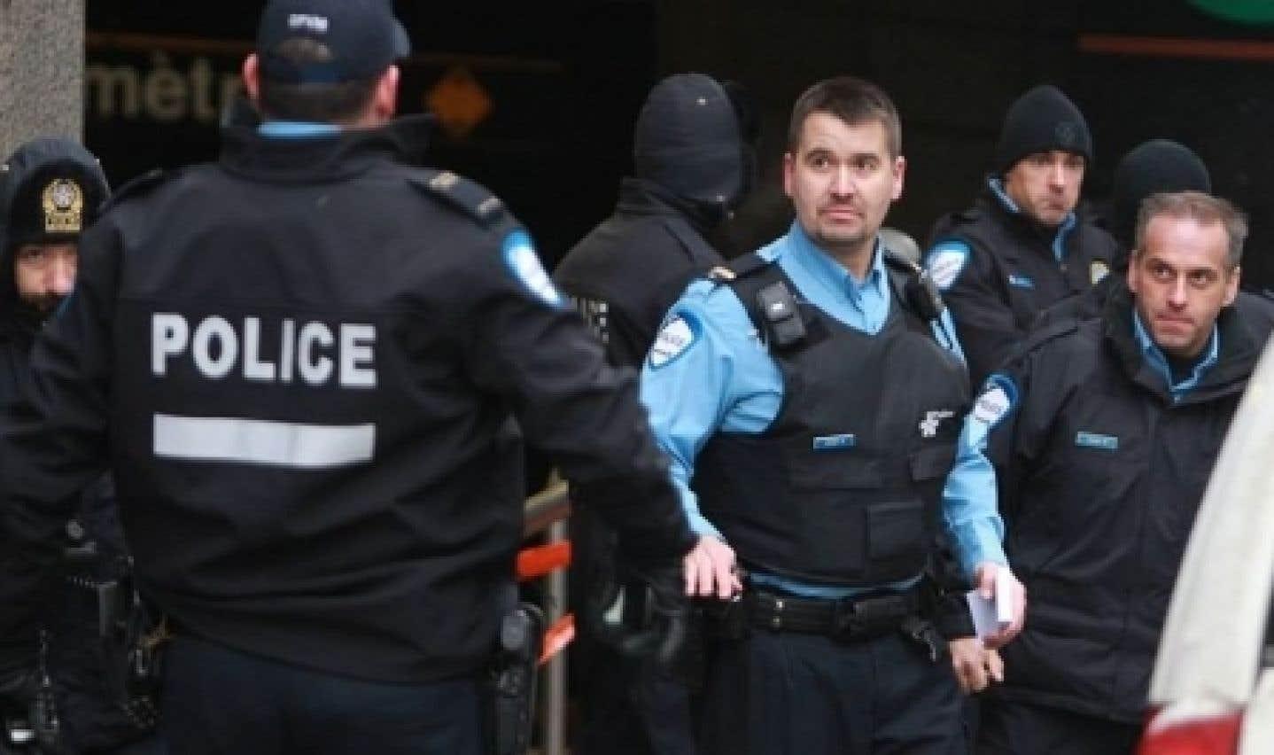 L'homme abattu hier au métro Bonaventure était un itinérant