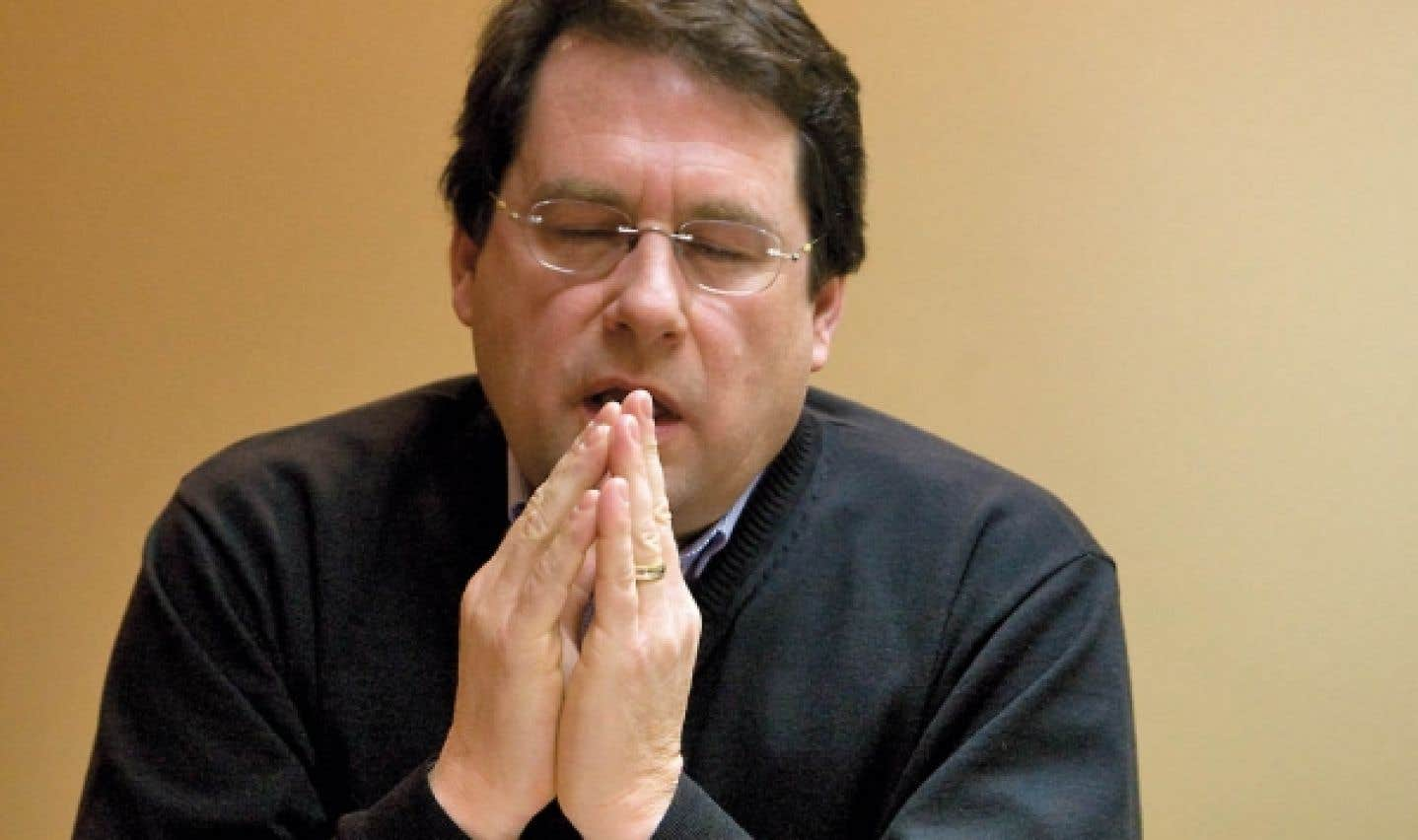 Bernard Drainville en entrevue au Devoir - «Le PQ pourrait disparaître»
