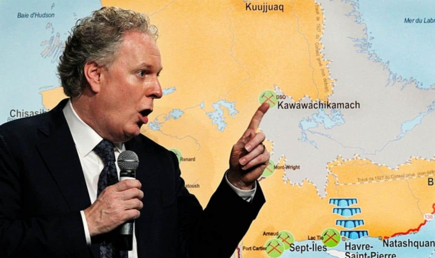 Plan Nord - Les employés de l'État dénoncent le laxisme de Québec