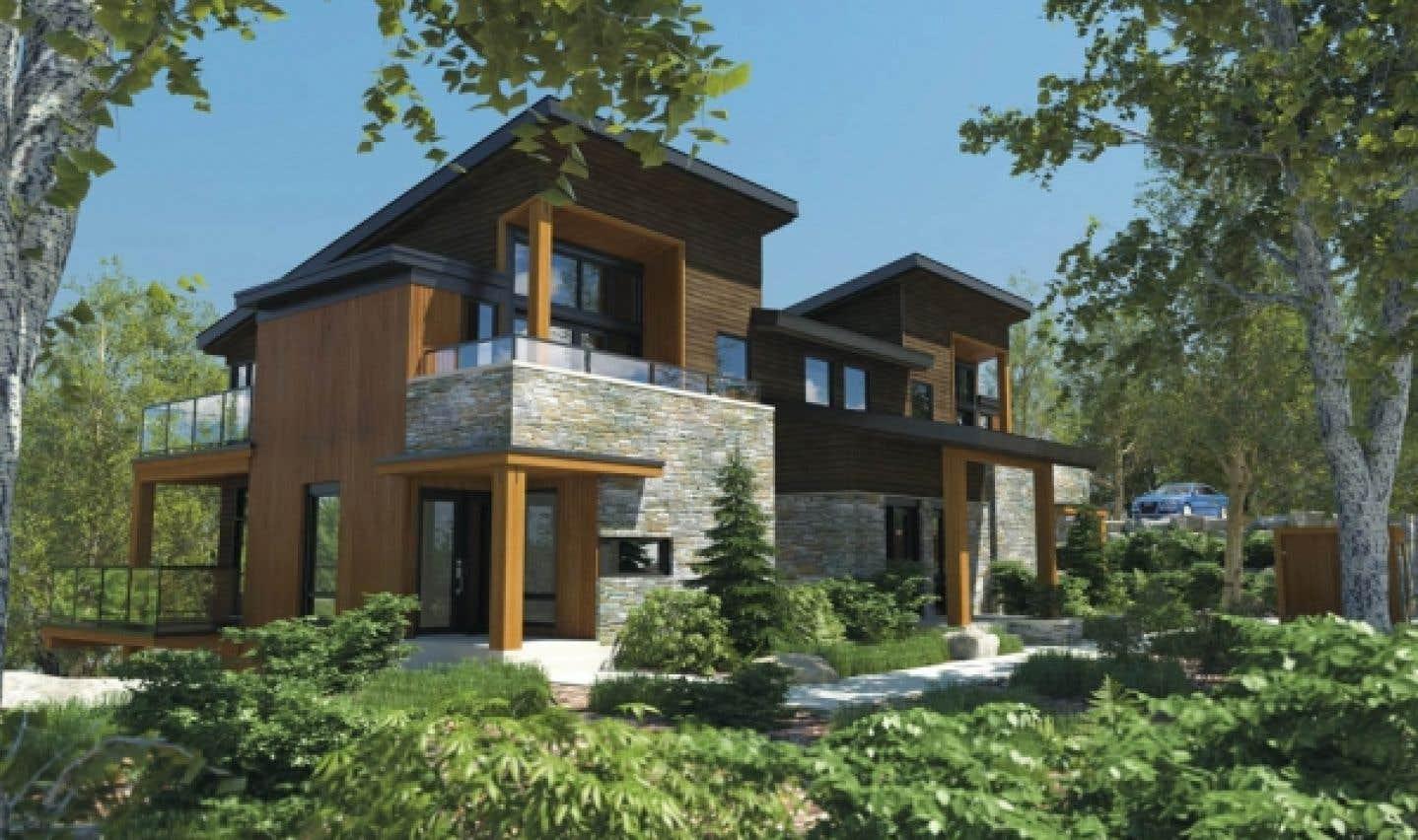 Les habitations de la Côte Est, à Bromont, sont conformes à des normes très strictes, afin que les propriétaires jouissent d'un environnement sain, confortable et économique.