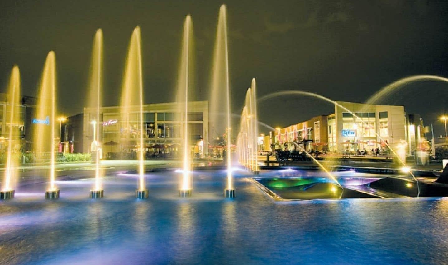 Centropolis, alliant divertissement, plaisirs gourmands et magasinage, est un lieu idéal pour un dîner entre congressistes.