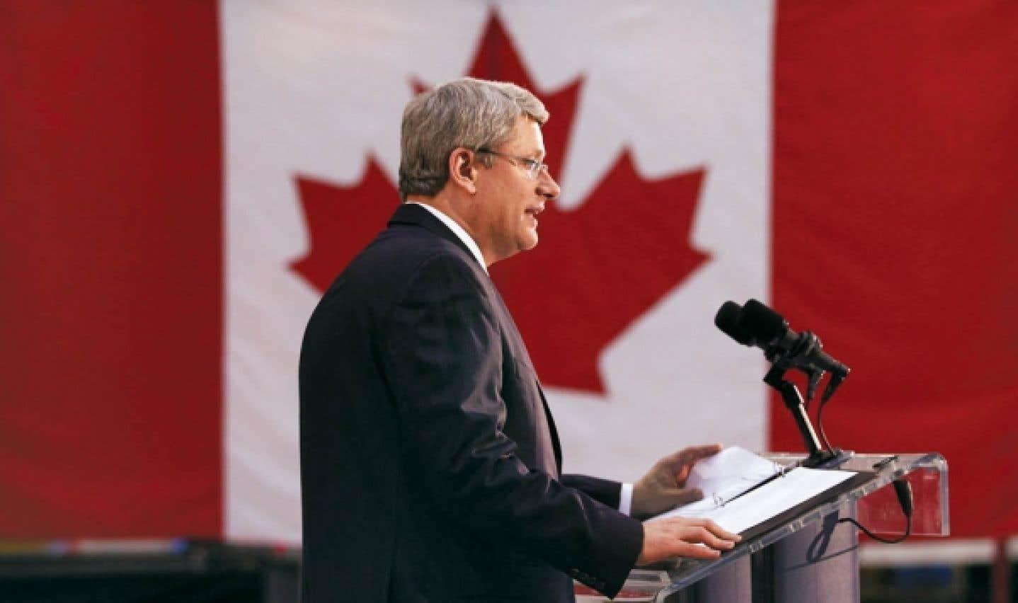 Le Canada au point de rupture?